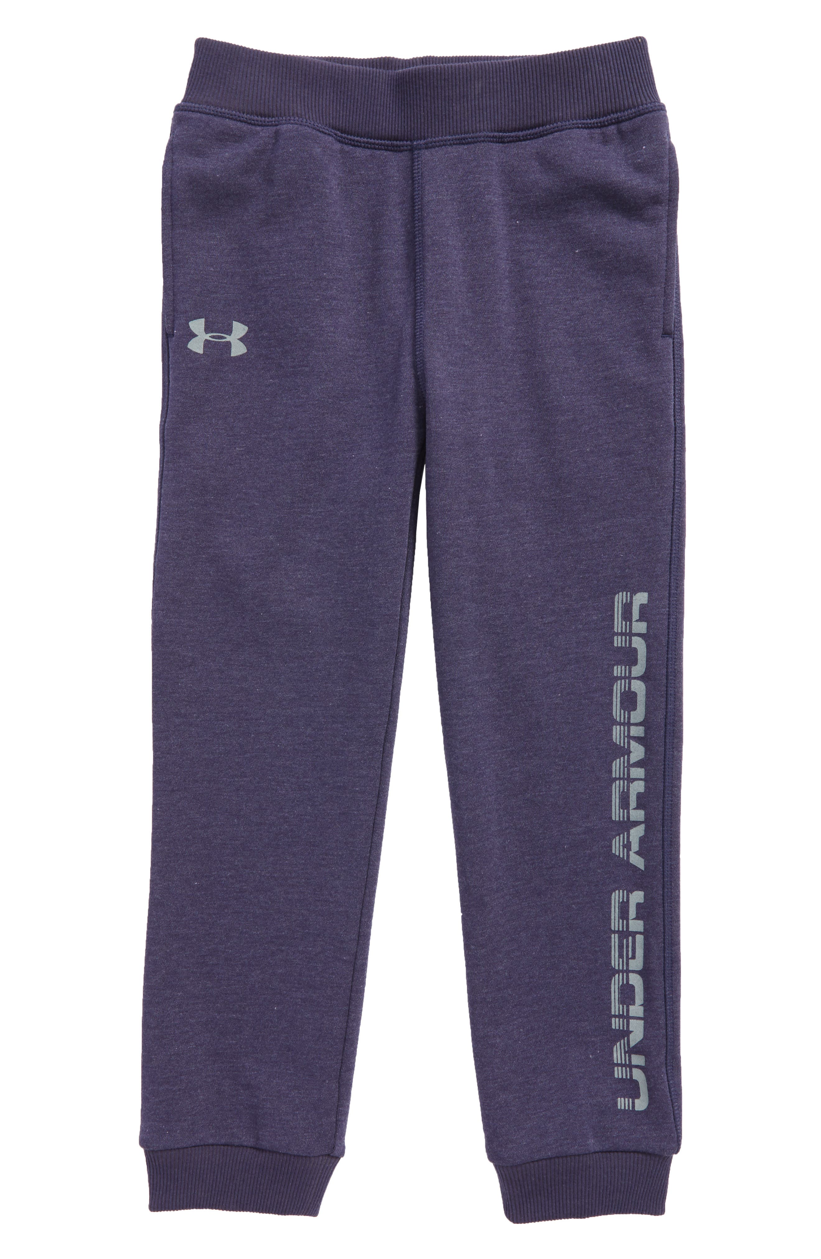 Threadborne Logo Graphic Sweatpants,                             Main thumbnail 3, color,