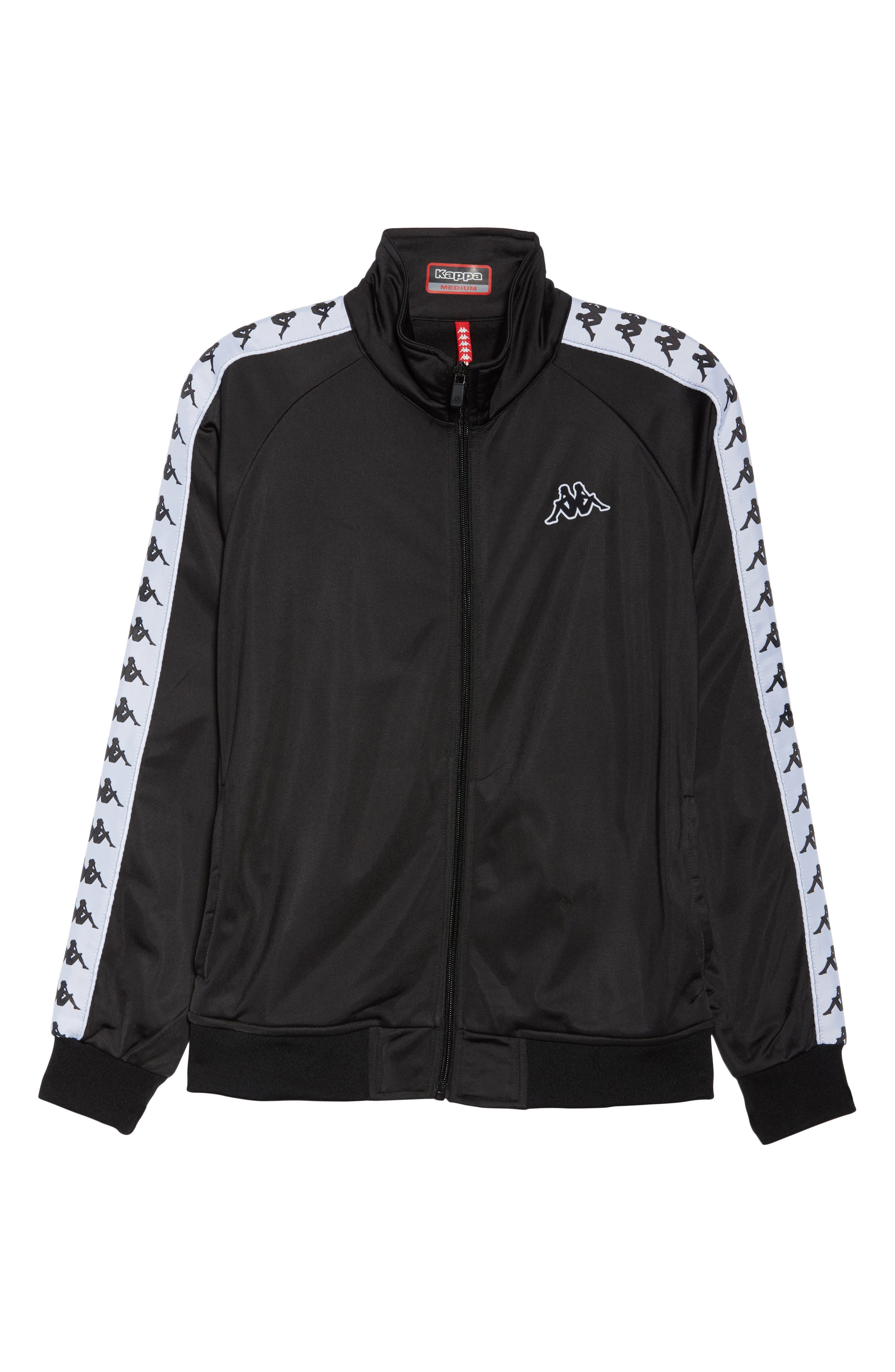 Banda Wanniston Track Jacket,                             Alternate thumbnail 6, color,                             005