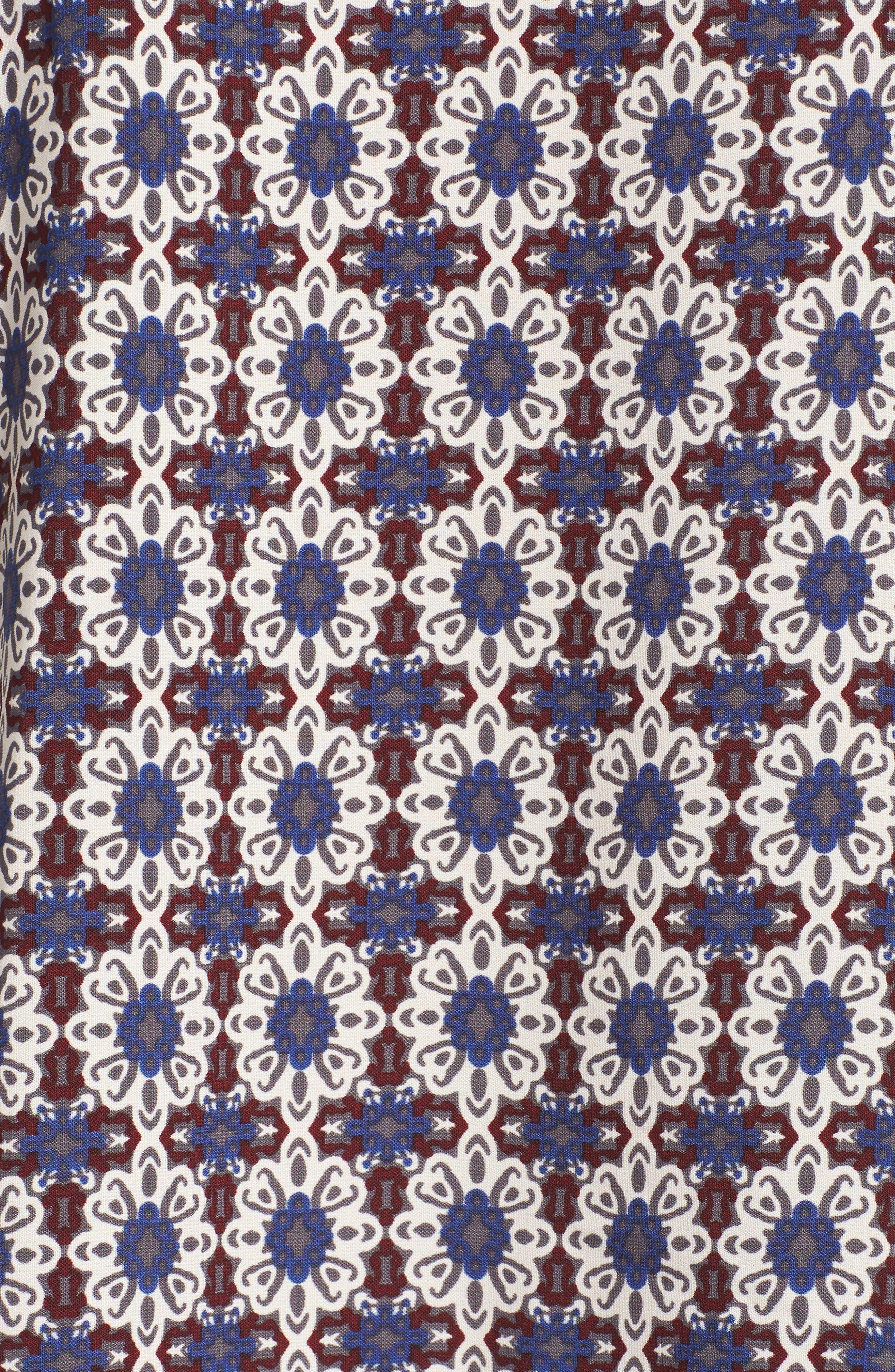 Catella Tunic Dress,                             Alternate thumbnail 6, color,                             410