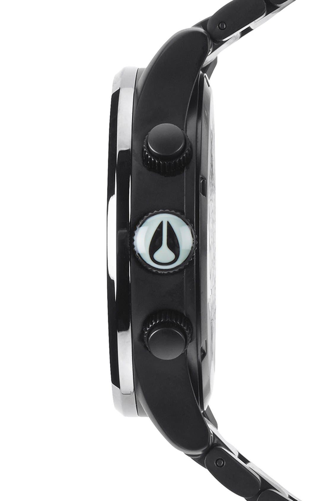 'The Sentry' Chronograph Bracelet Watch, 42mm,                             Alternate thumbnail 27, color,