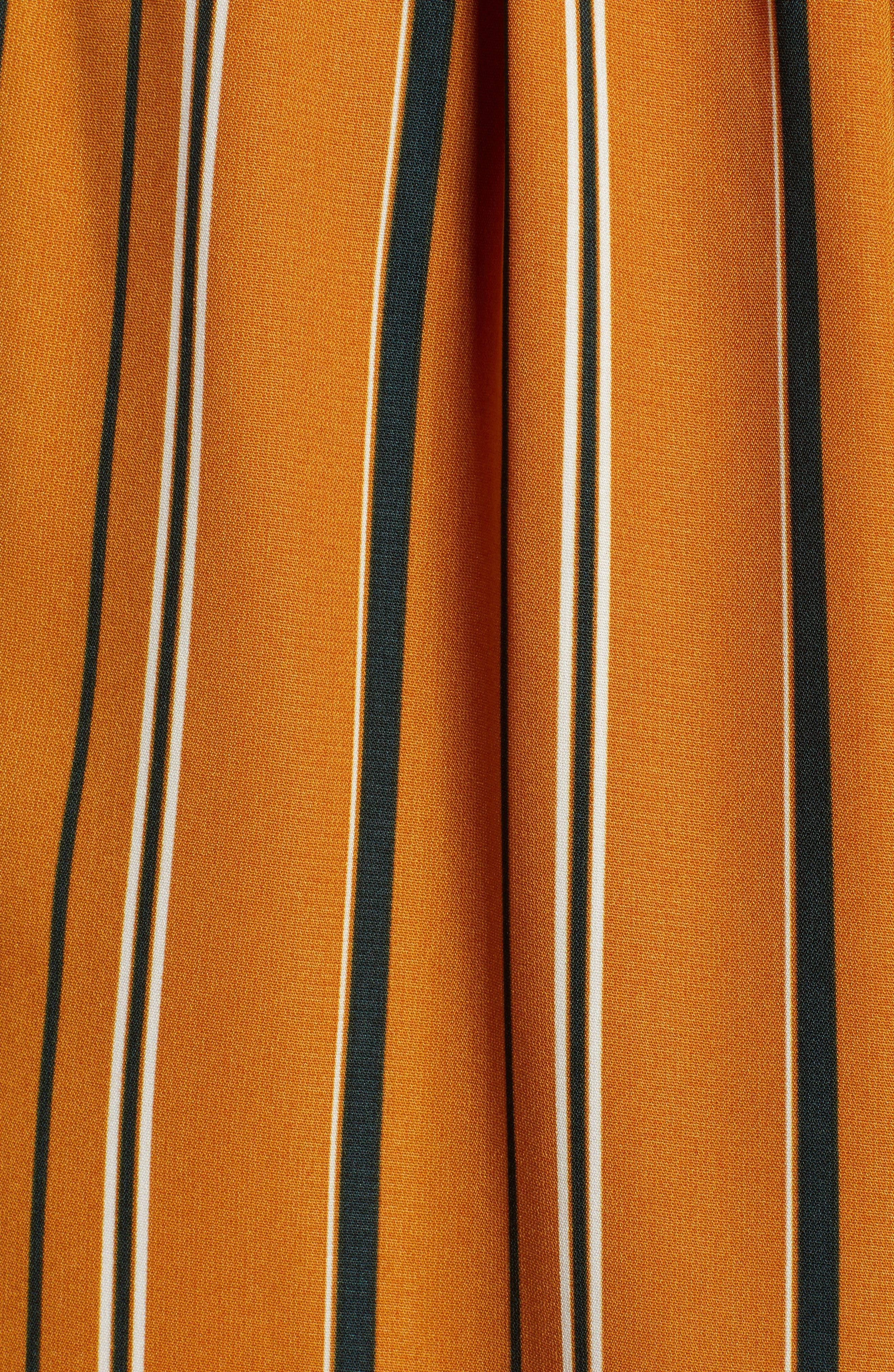 Strapless Jumpsuit,                             Alternate thumbnail 6, color,                             700