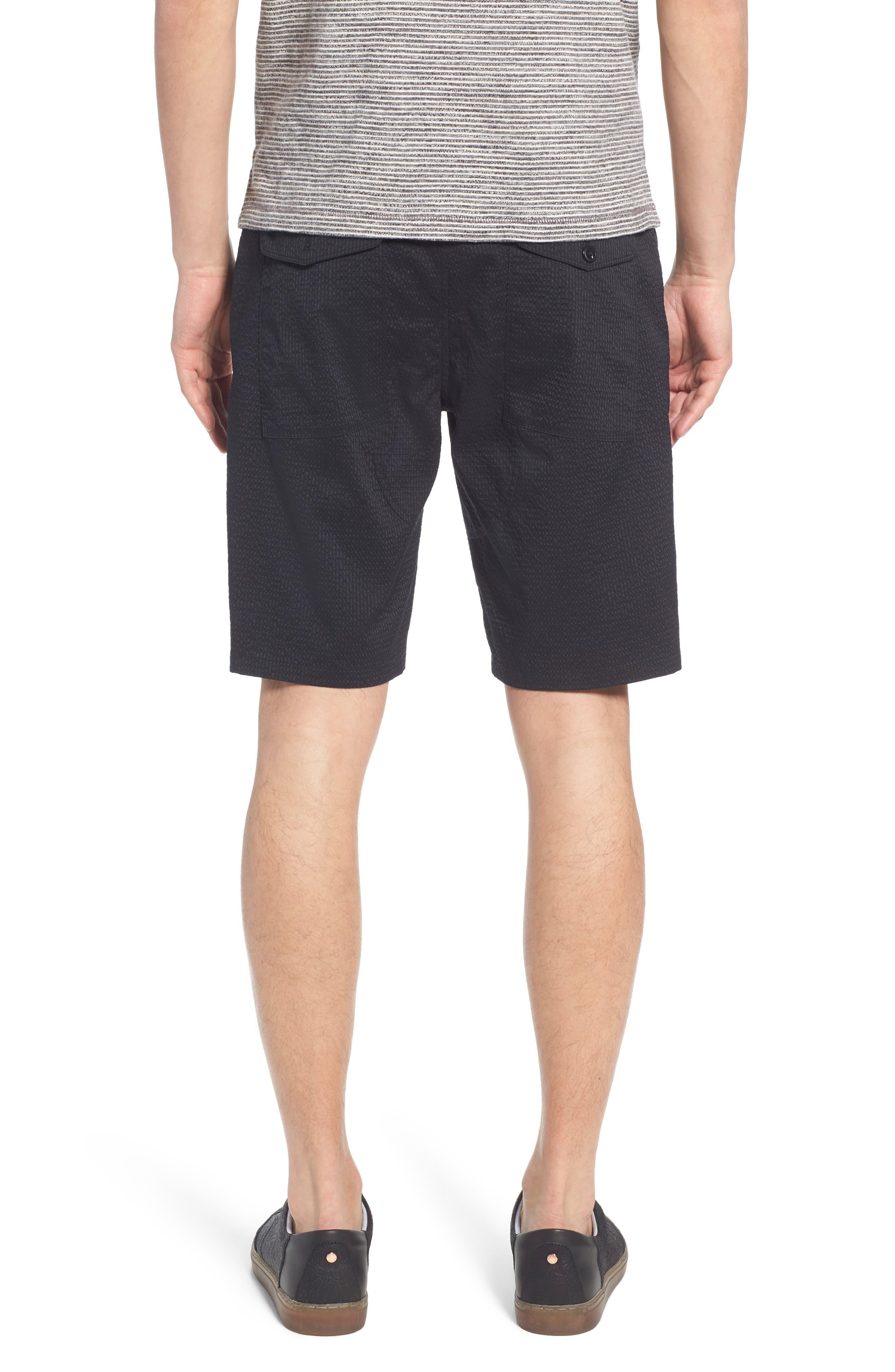 Utility Seersucker Shorts,                             Alternate thumbnail 2, color,