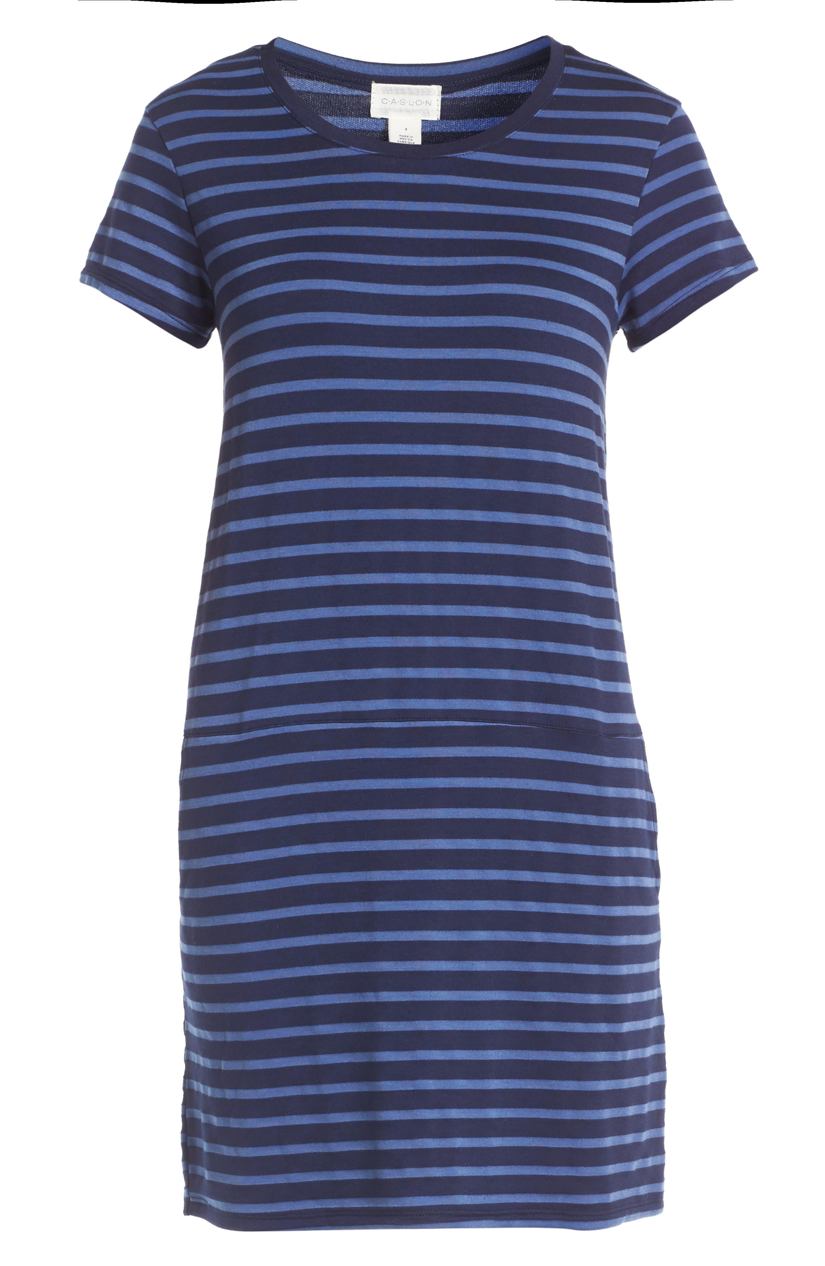 Knit Shift Dress,                             Alternate thumbnail 96, color,