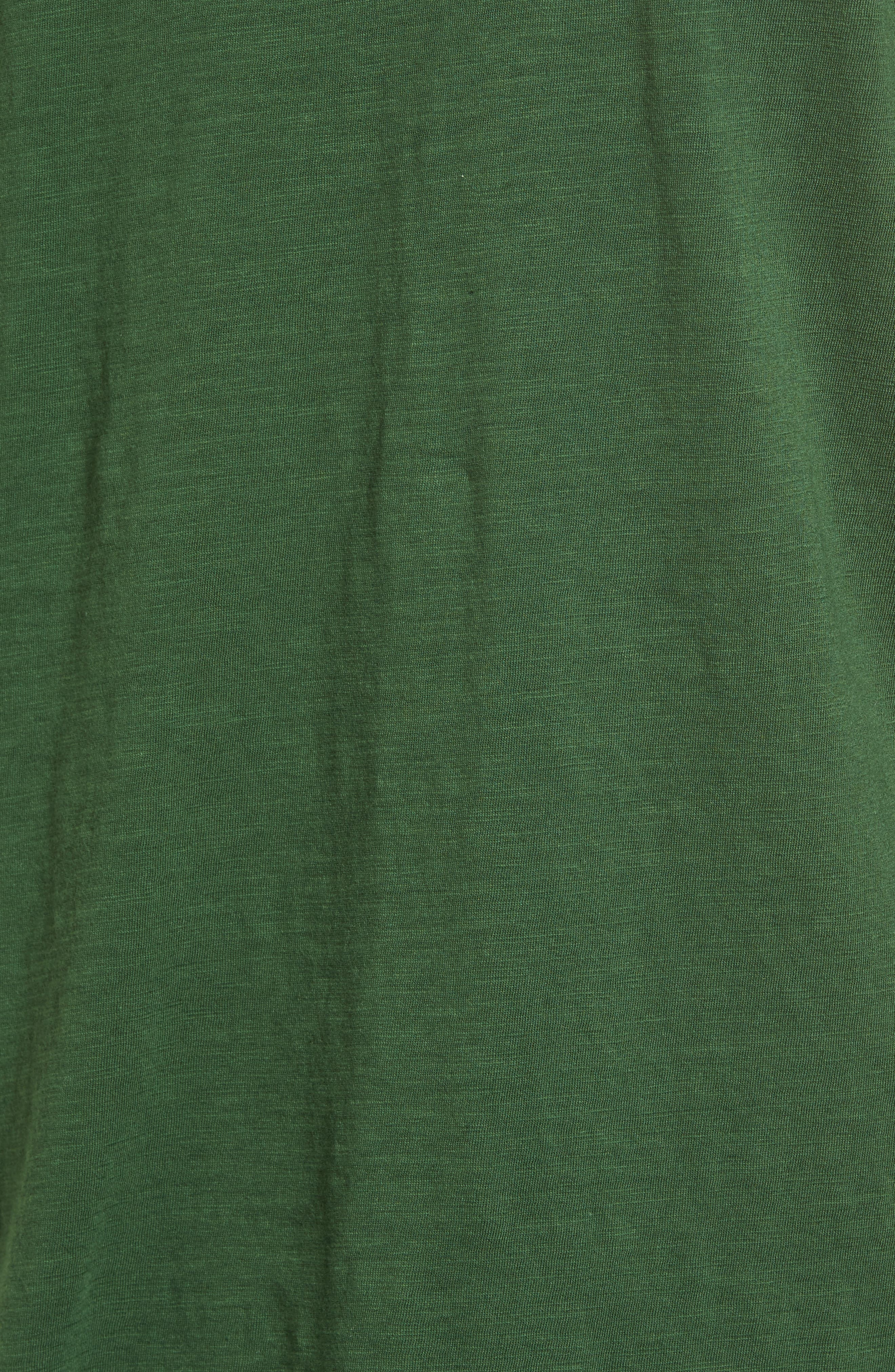 Organic Cotton Tee,                             Alternate thumbnail 18, color,