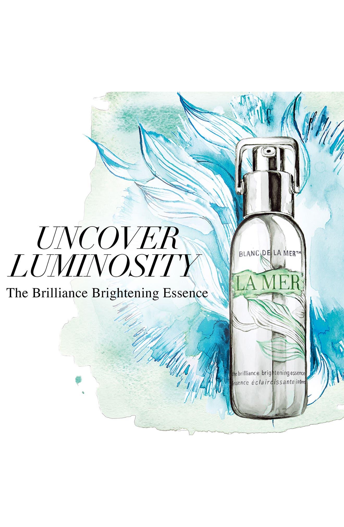 The Brilliance Brightening Essence Serum,                             Alternate thumbnail 2, color,                             000