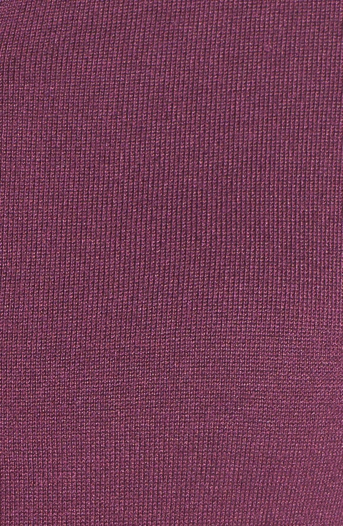 Three Quarter Sleeve Cardigan,                             Alternate thumbnail 280, color,