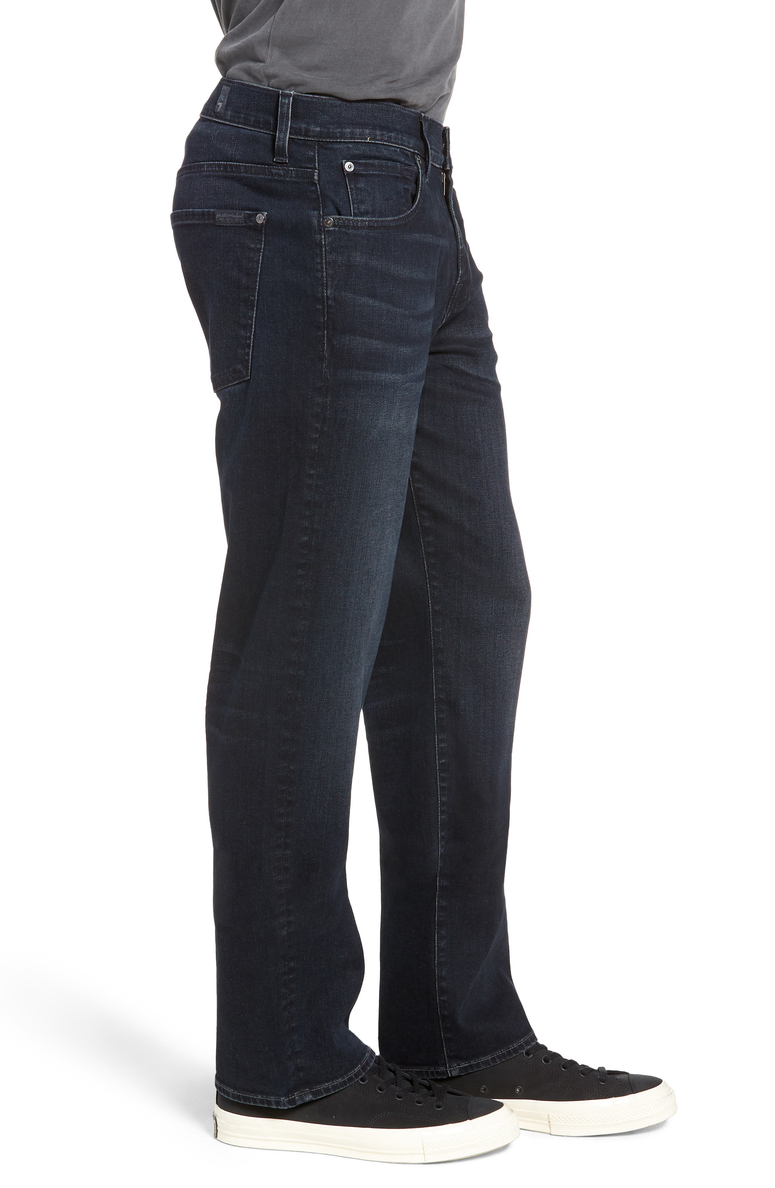 Austyn Relaxed Fit Jeans,                             Alternate thumbnail 3, color,                             400