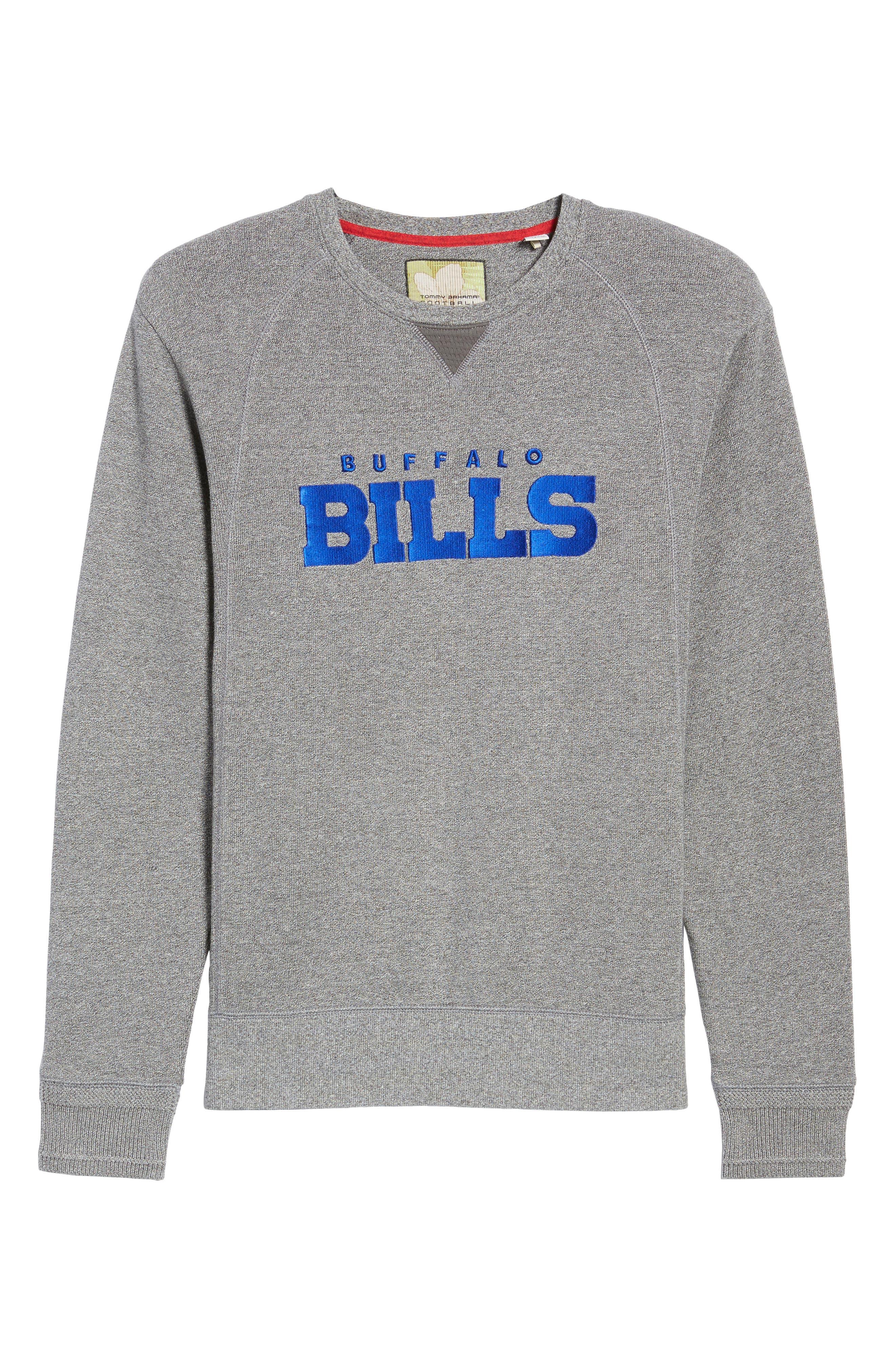 NFL Stitch of Liberty Embroidered Crewneck Sweatshirt,                             Alternate thumbnail 157, color,