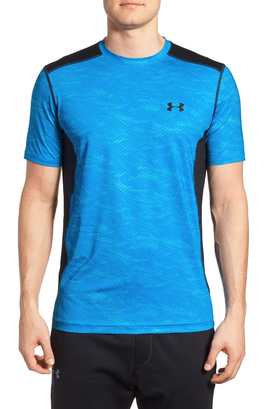 'Raid' HeatGear<sup>®</sup> Training T-Shirt,                             Main thumbnail 19, color,