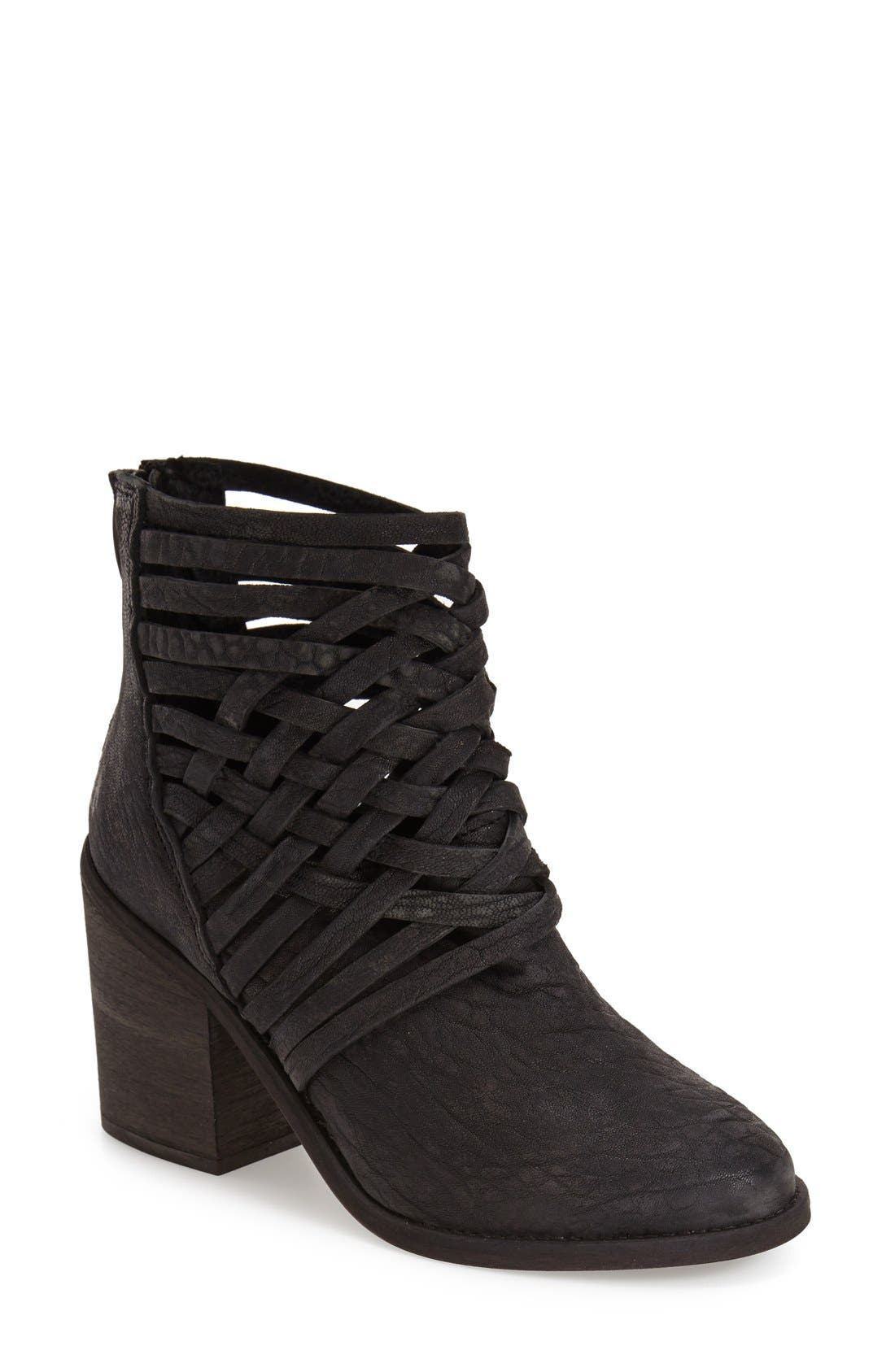 'Carrera' Bootie, Main, color, 001