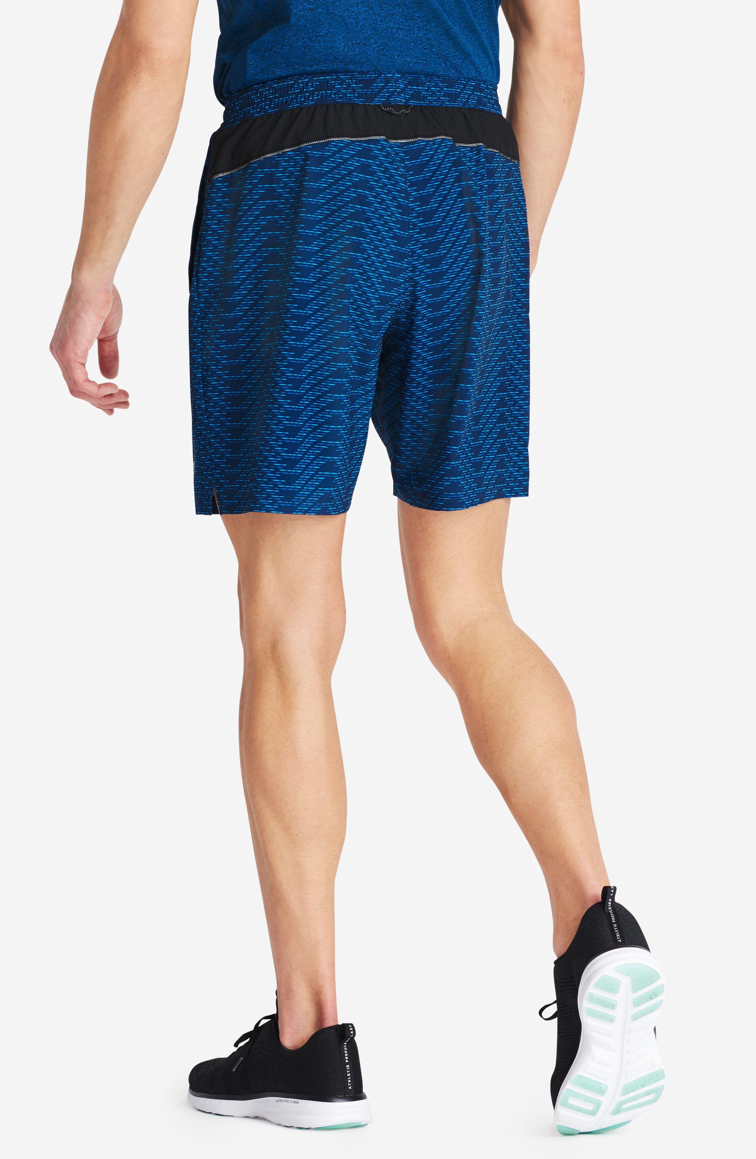 Stretch Shorts,                             Alternate thumbnail 9, color,                             CIRCUIT BREAKER