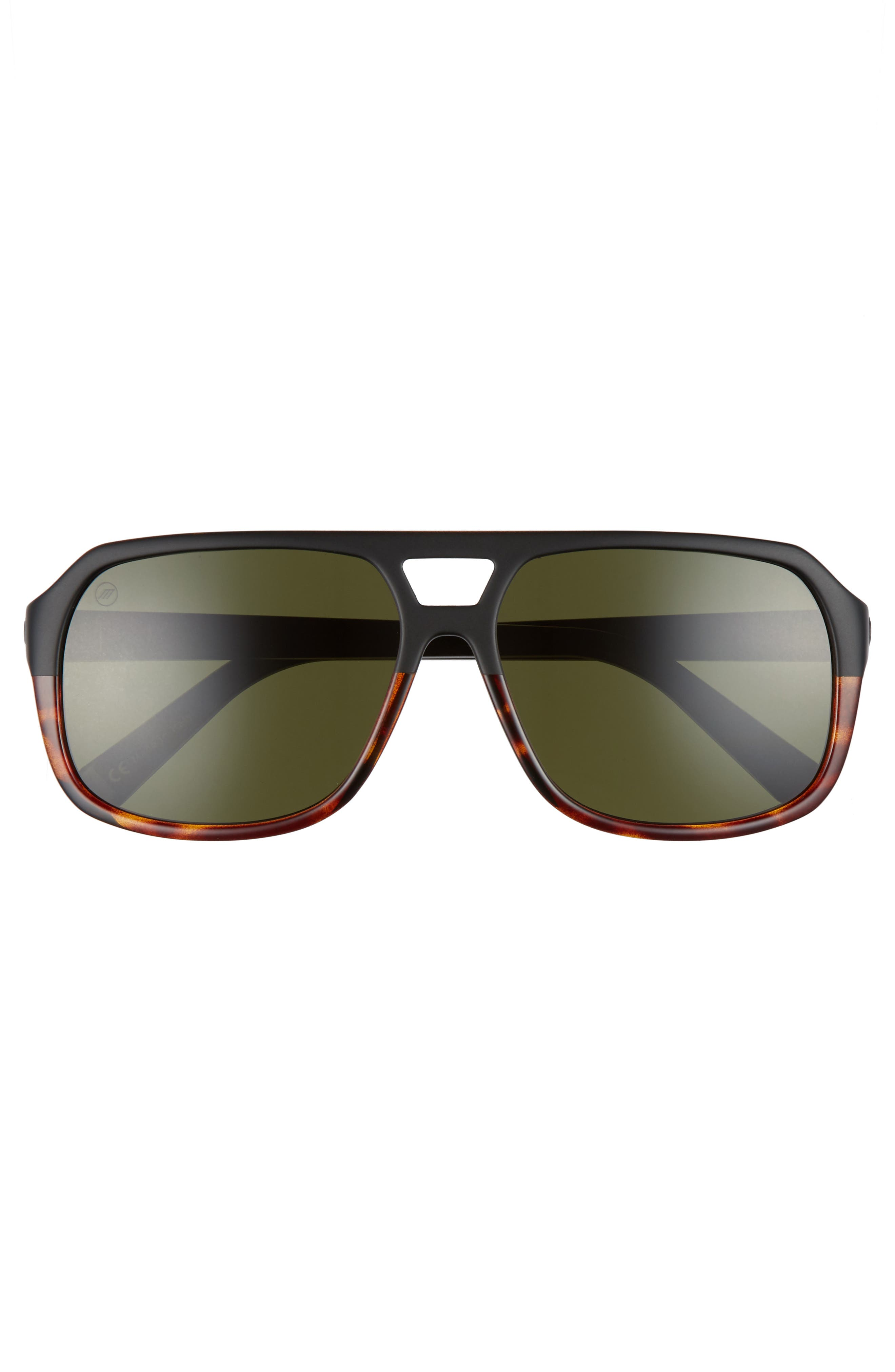 Dude 58mm Sunglasses,                             Alternate thumbnail 2, color,                             DARKSIDE TORTOISE/ GREY