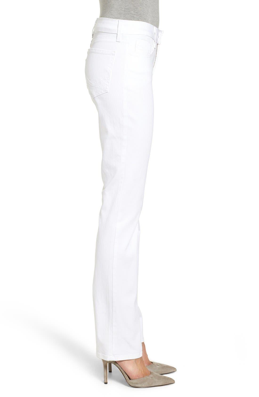 Marilyn Stretch Straight Leg Jeans,                             Alternate thumbnail 2, color,                             103