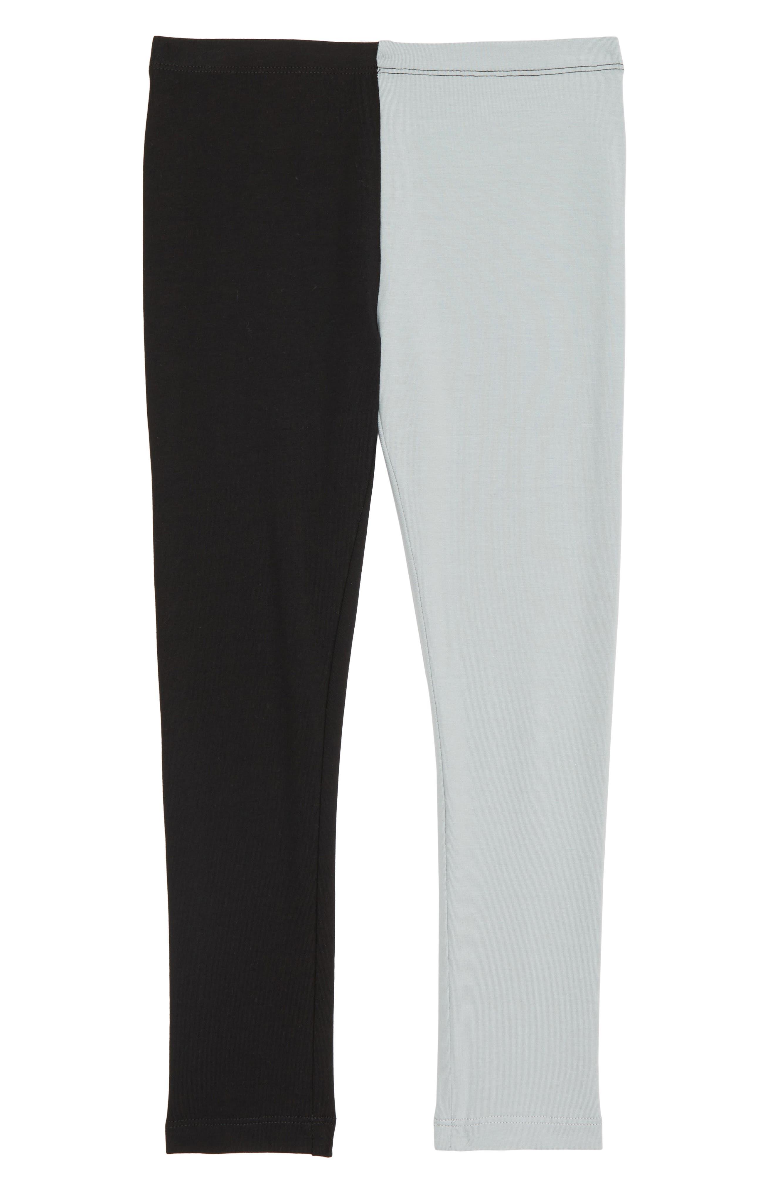 Two-Tone Leggings,                         Main,                         color, 001
