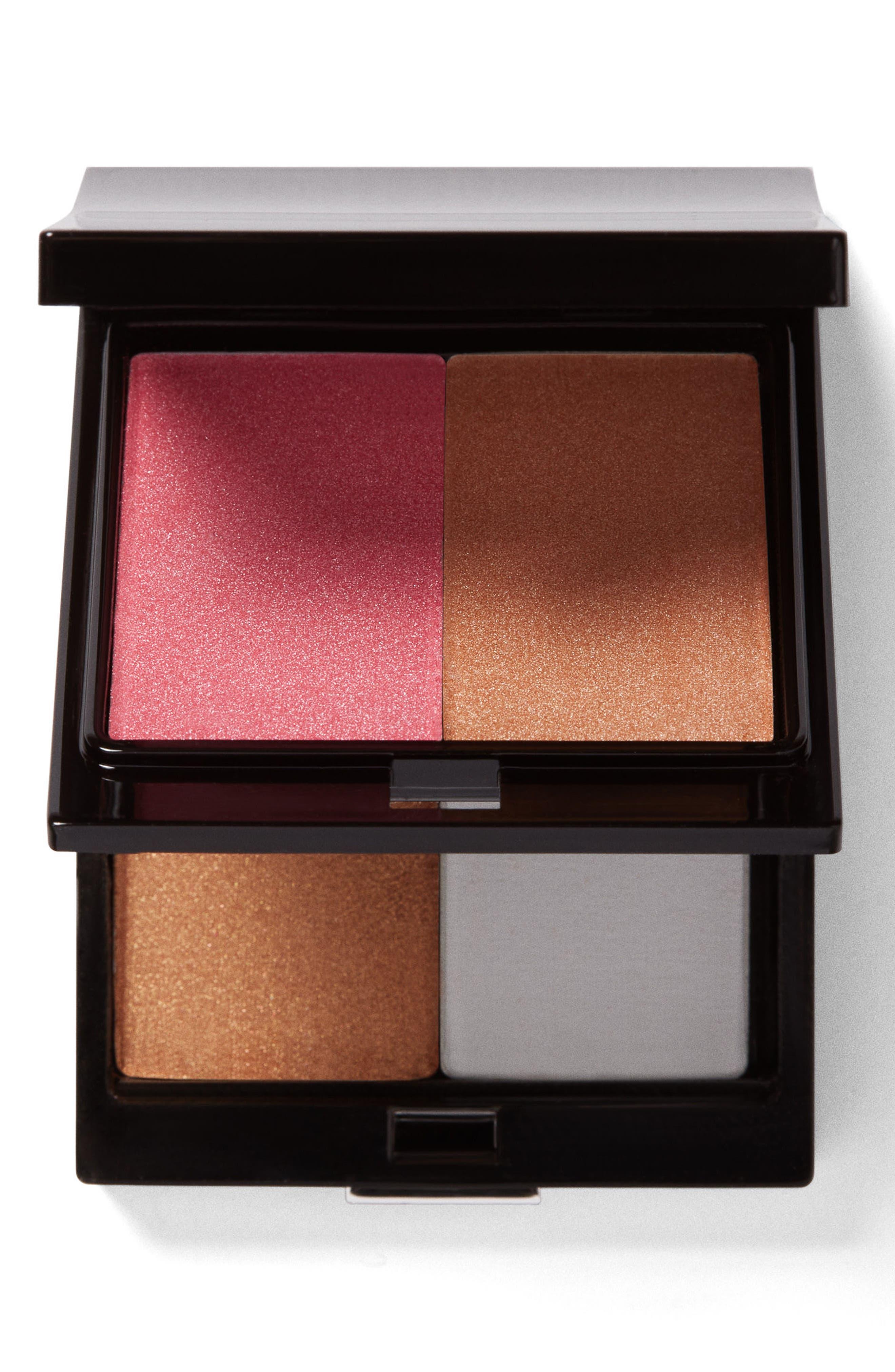 Luminous Face Shapers<sup>®</sup> Powder Palette,                             Main thumbnail 1, color,                             000