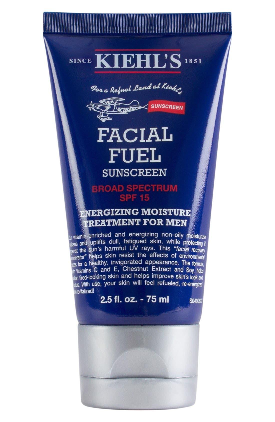 'Facial Fuel' EnergizingMoisture Treatment for Men SPF 15,                             Alternate thumbnail 2, color,                             000