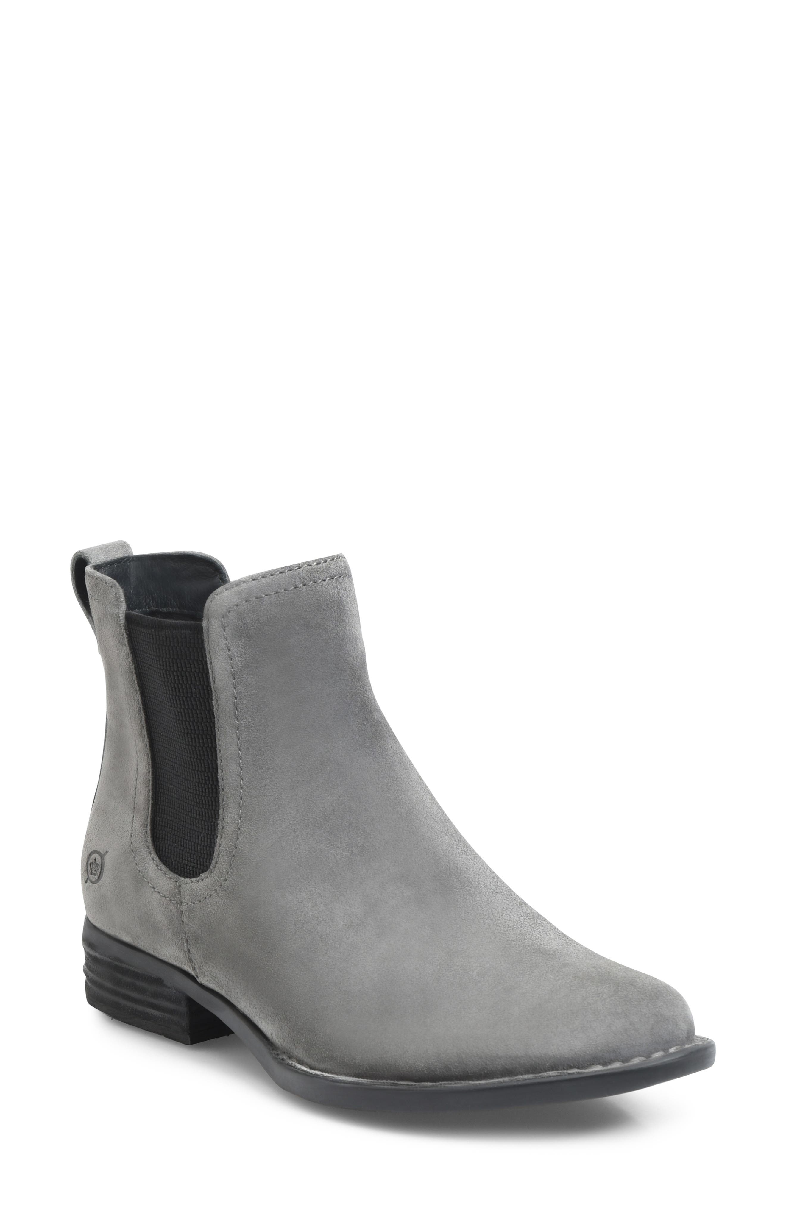 B?rn Casco Chelsea Boot- Grey