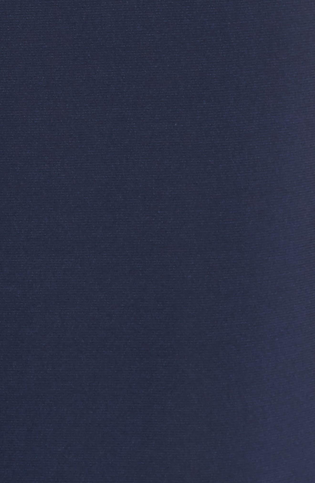 Jersey Column Gown,                             Alternate thumbnail 5, color,                             410