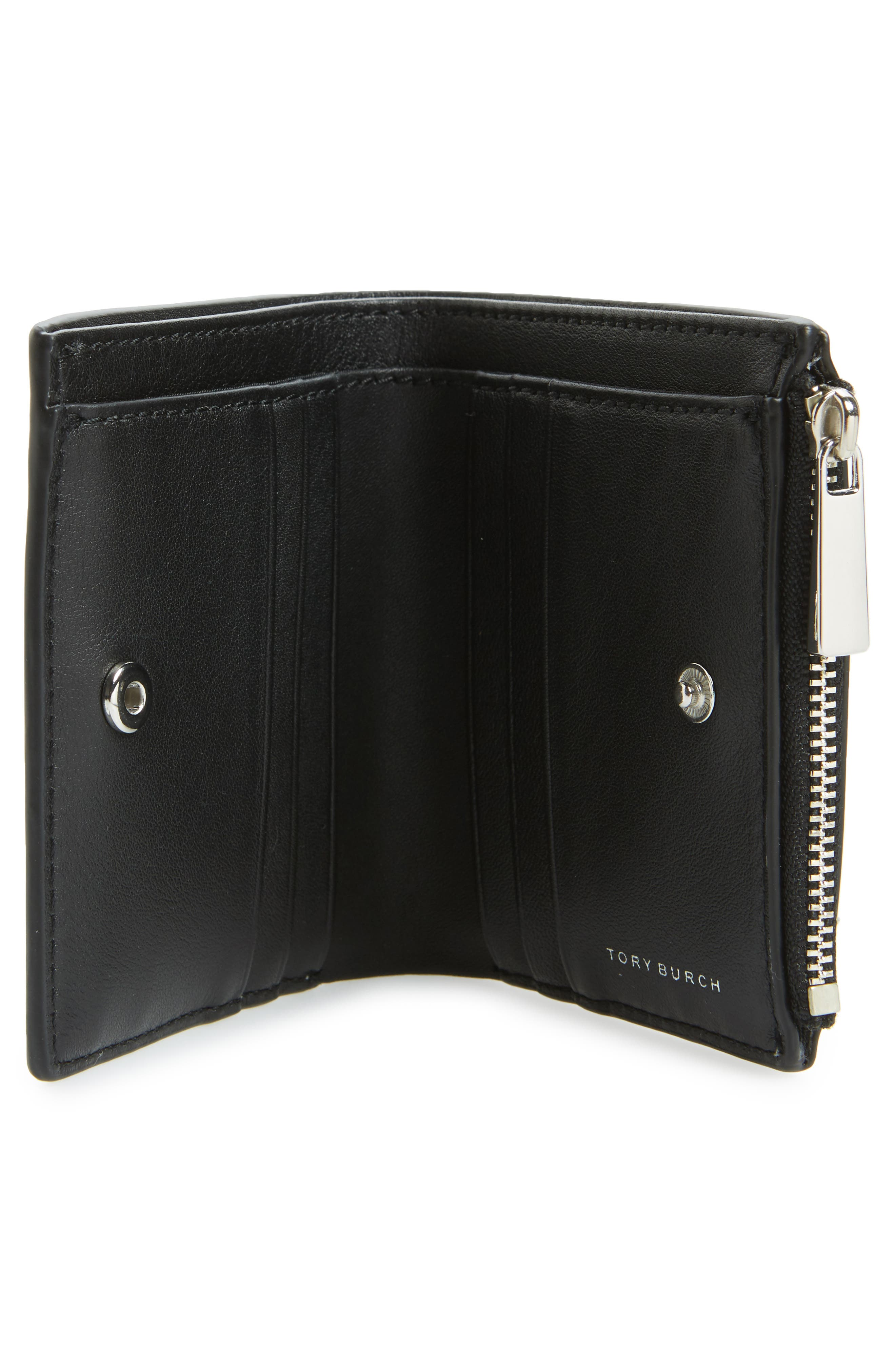 Mini Robinson Mirror Leather Wallet,                             Alternate thumbnail 2, color,                             040