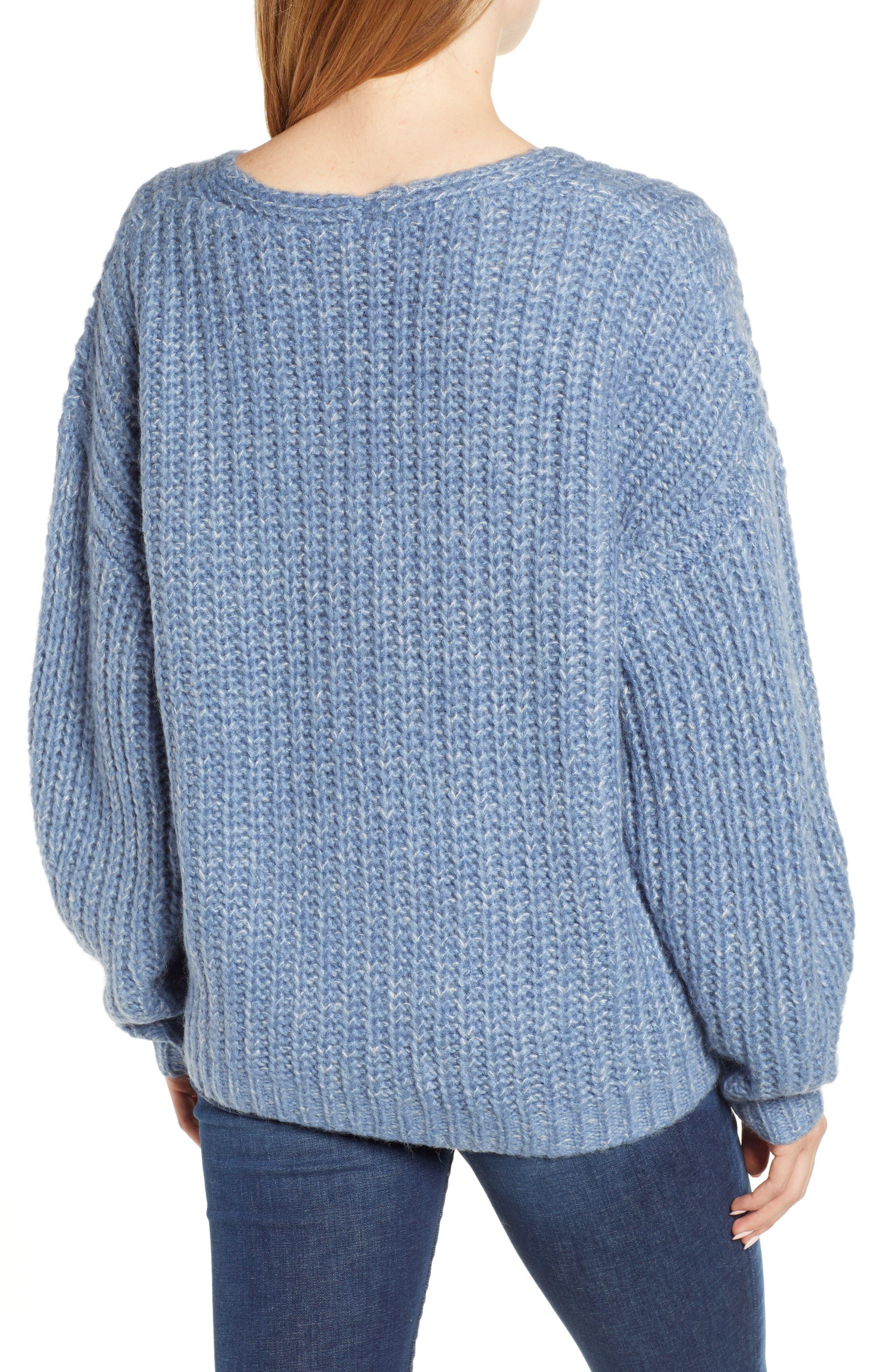 Dorit Sweater,                             Alternate thumbnail 2, color,                             BLUE