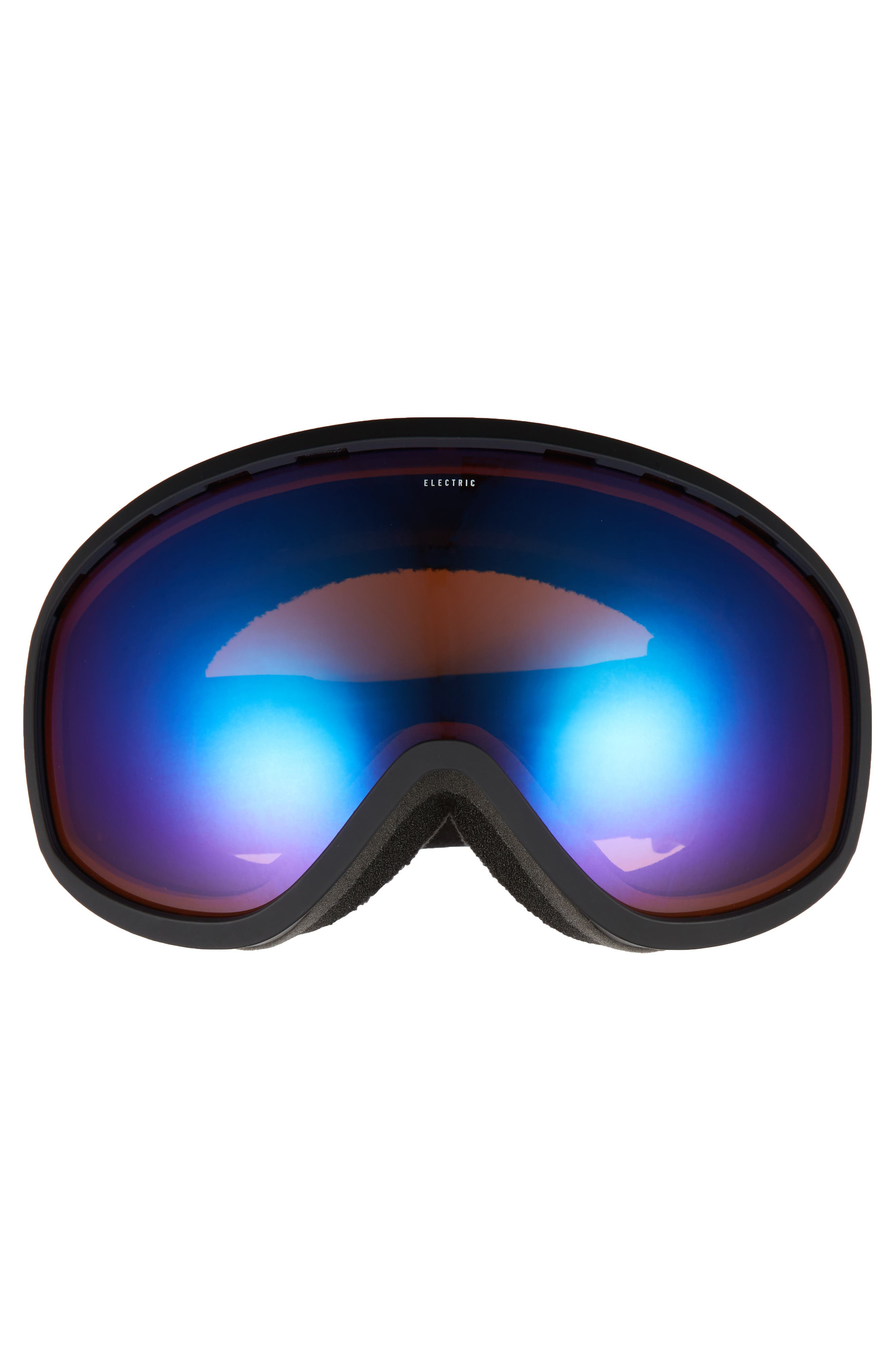 ELECTRIC,                             Masher Snow Goggles,                             Alternate thumbnail 3, color,                             001
