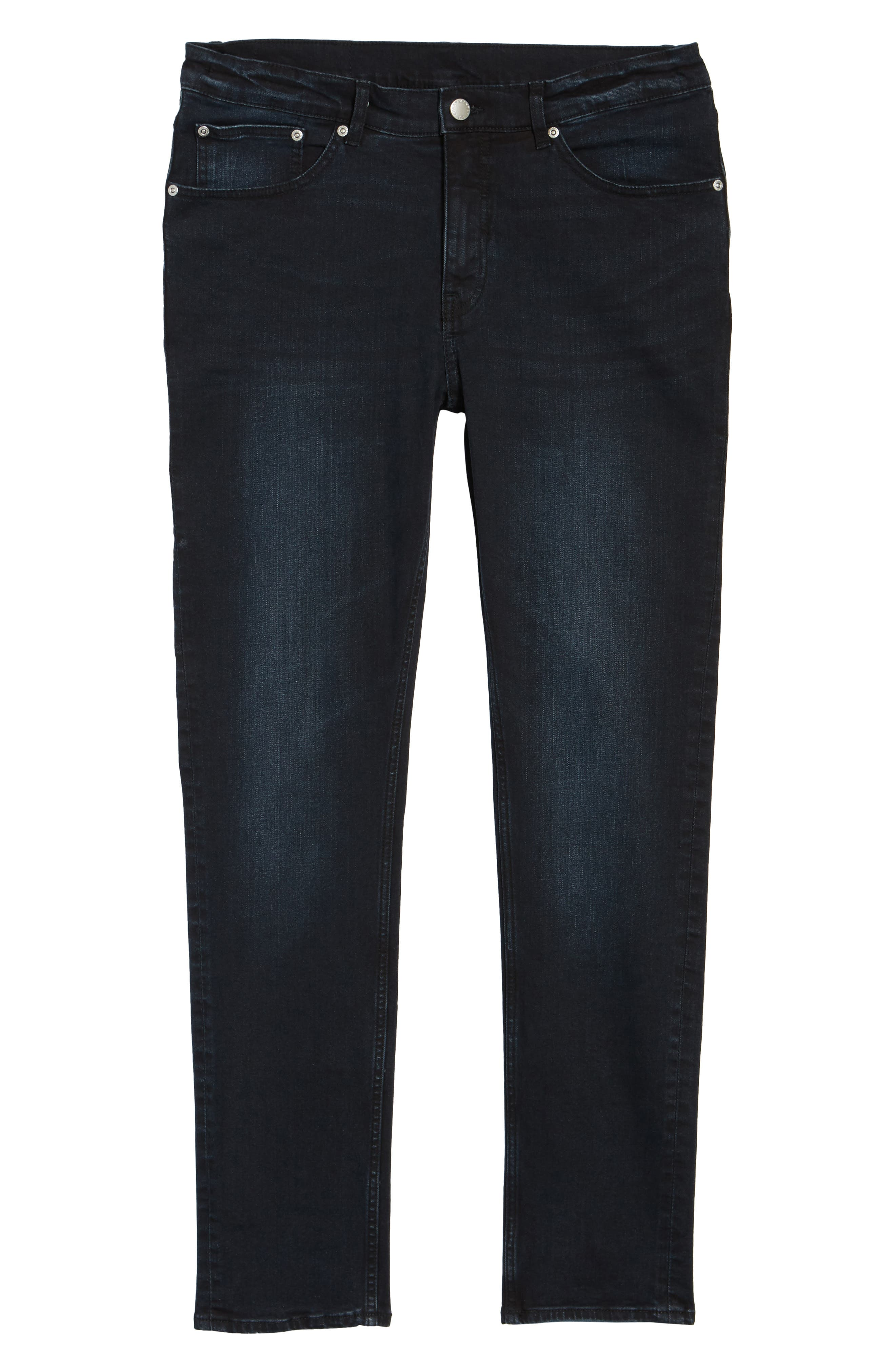 Sonic Skinny Fit Jeans,                             Alternate thumbnail 6, color,                             402