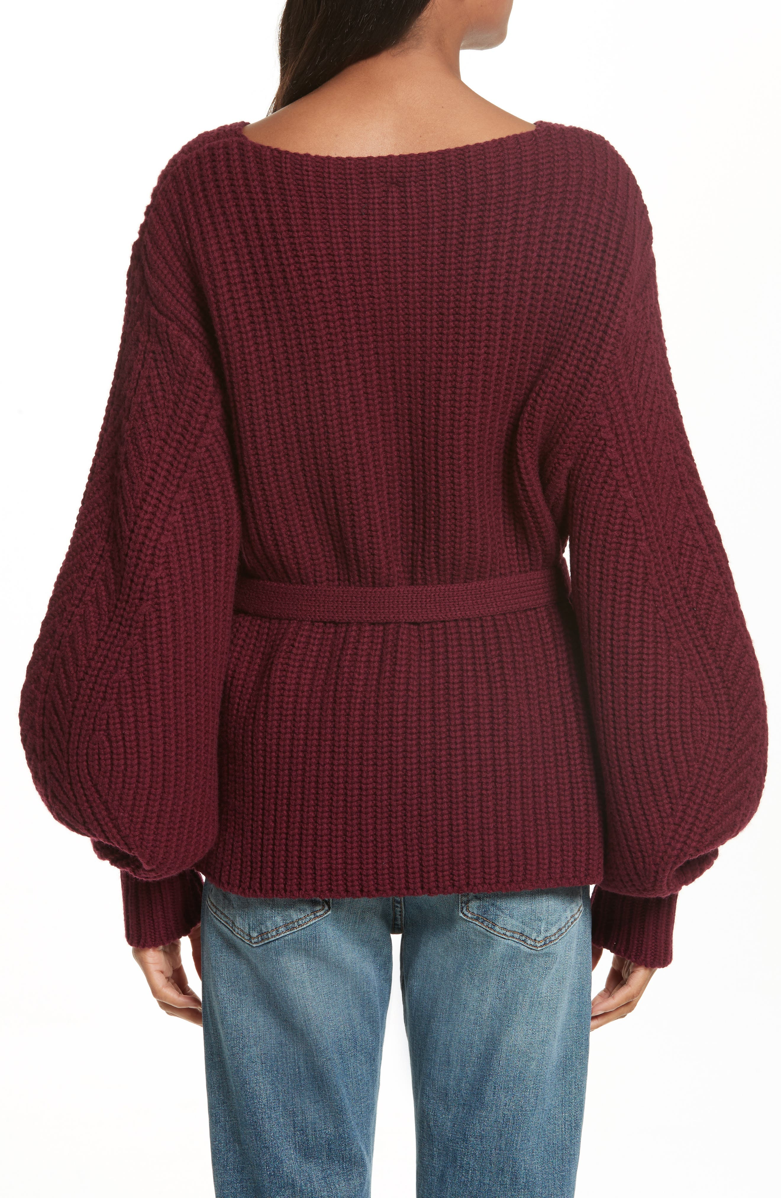 Wool Sweater,                             Alternate thumbnail 2, color,                             600