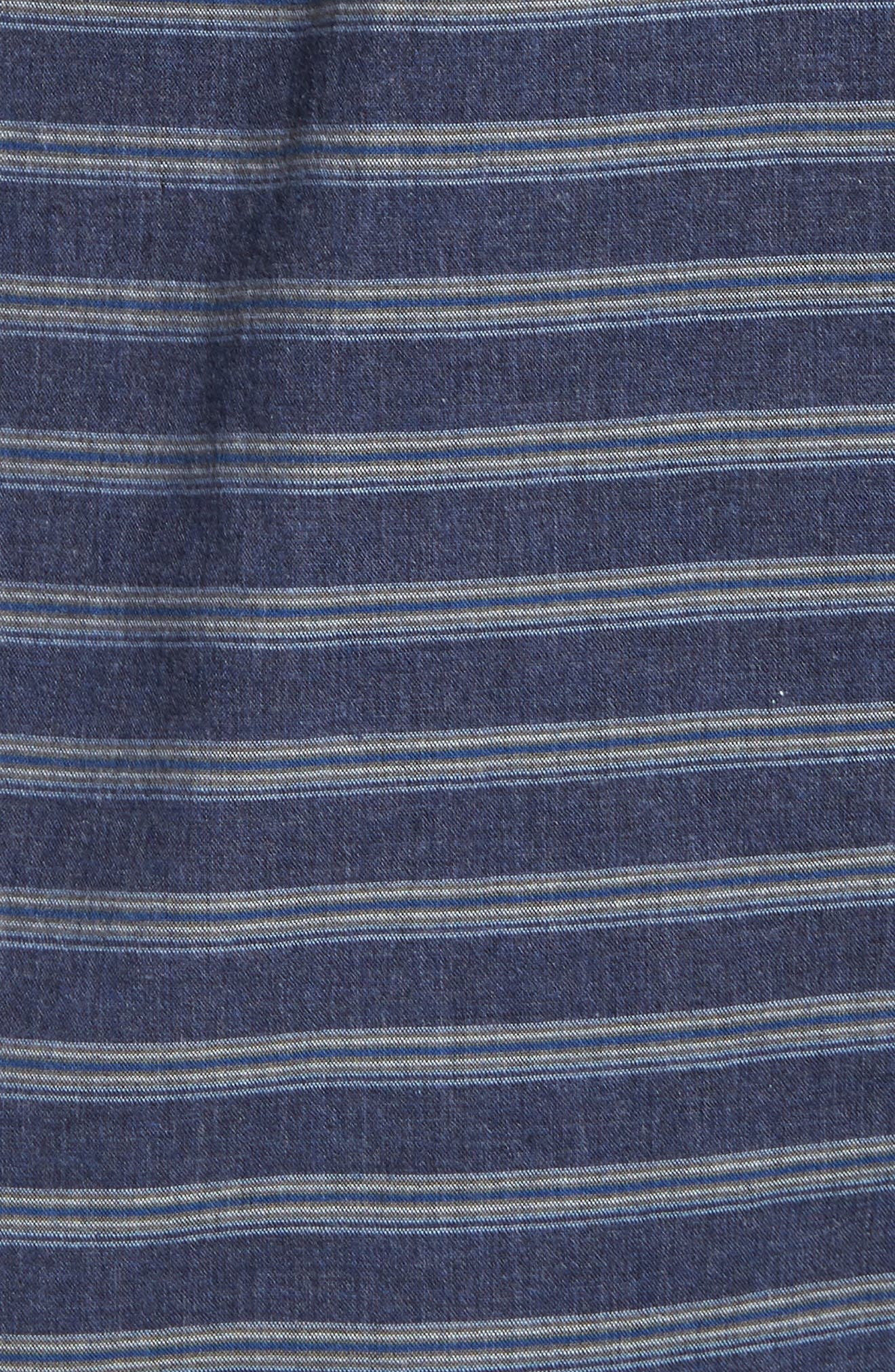 Stag Short Sleeve Shirt,                             Alternate thumbnail 5, color,