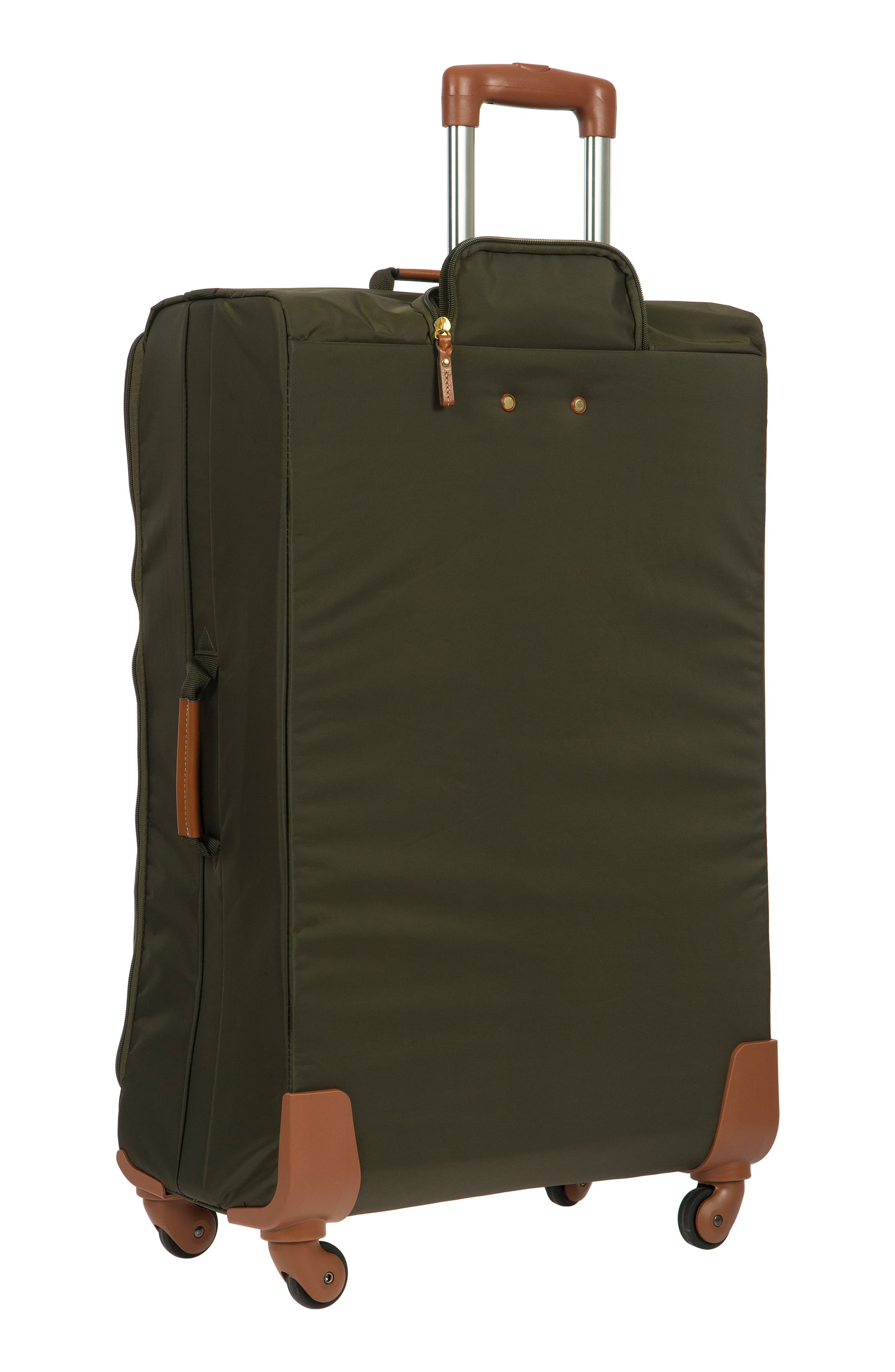 X-Bag 30-Inch Spinner Suitcase,                             Alternate thumbnail 5, color,                             OLIVE
