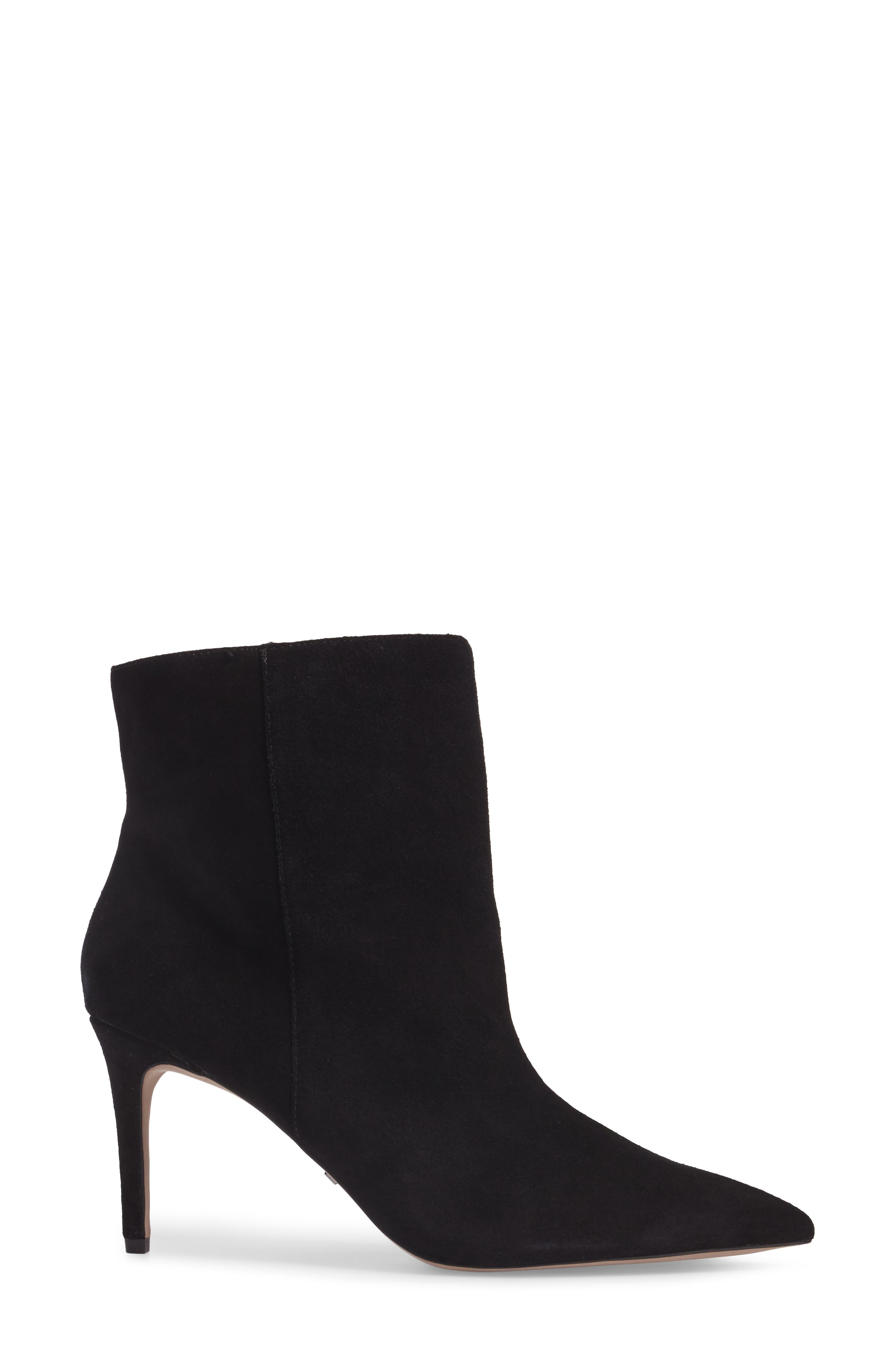 Holiday Stiletto Bootie,                             Alternate thumbnail 5, color,