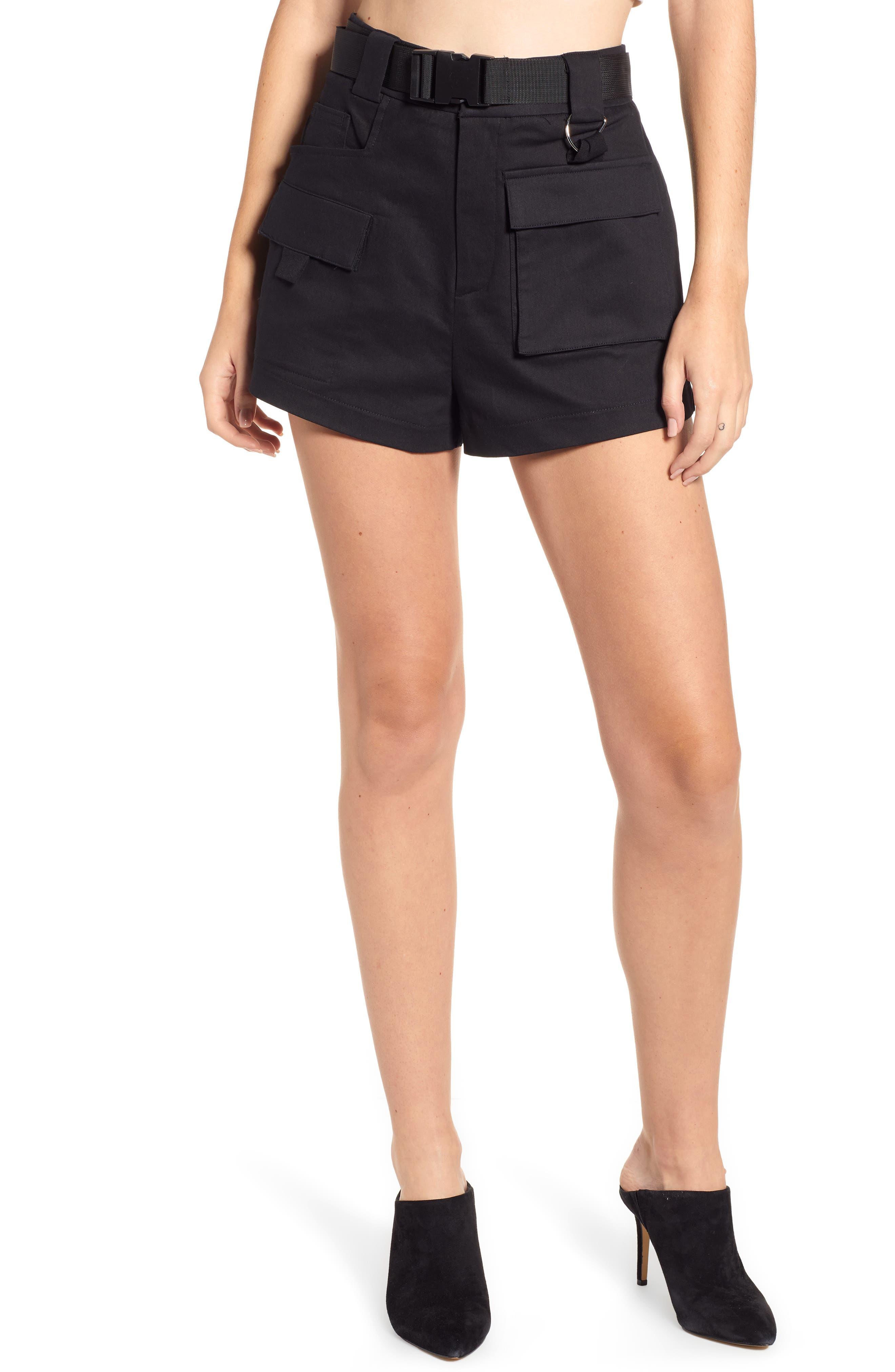 I.AM.GIA I.Am. Gia Harper Shorts in Black