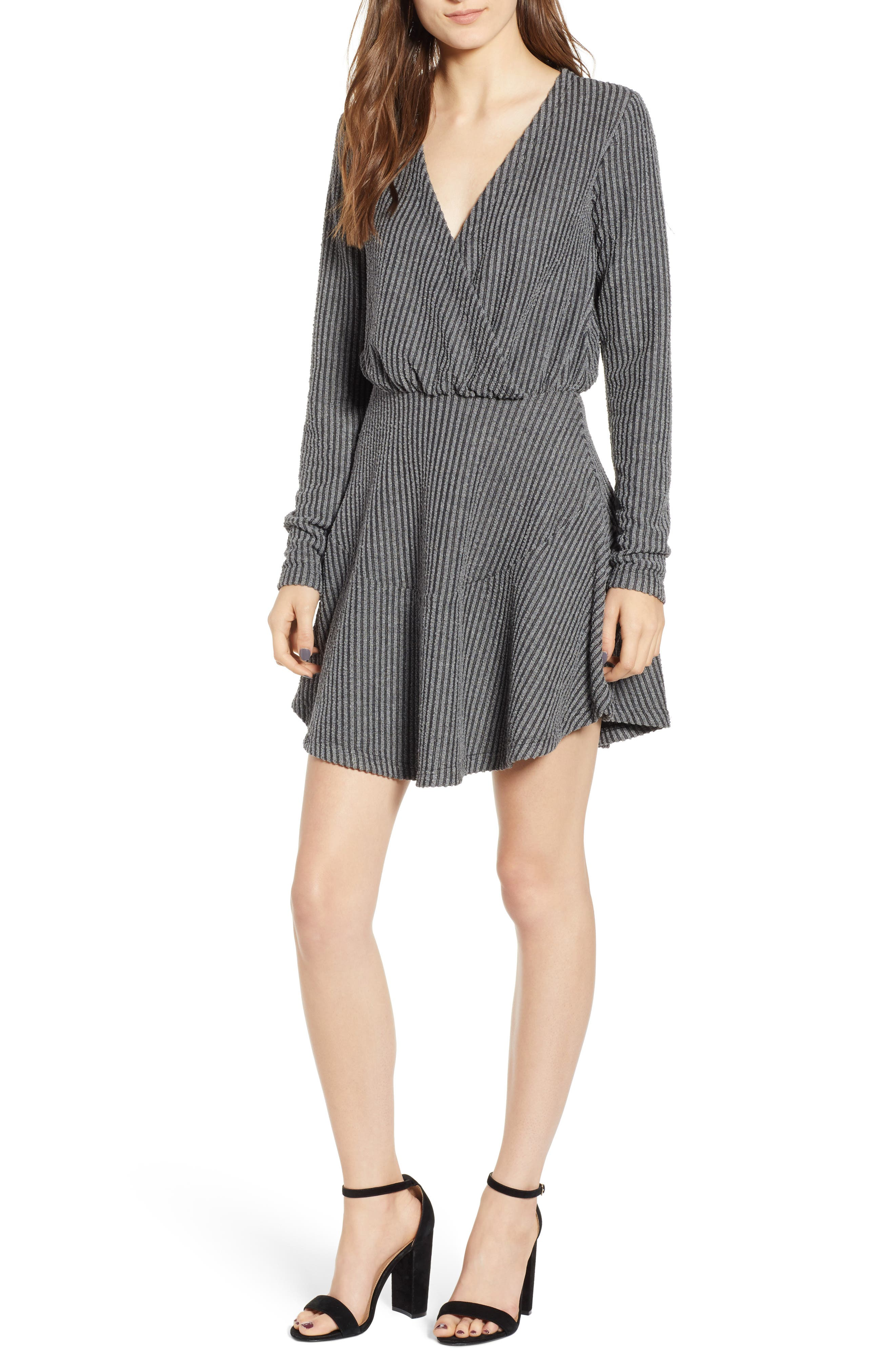 The Fifth Label Spark Ribbed Dress