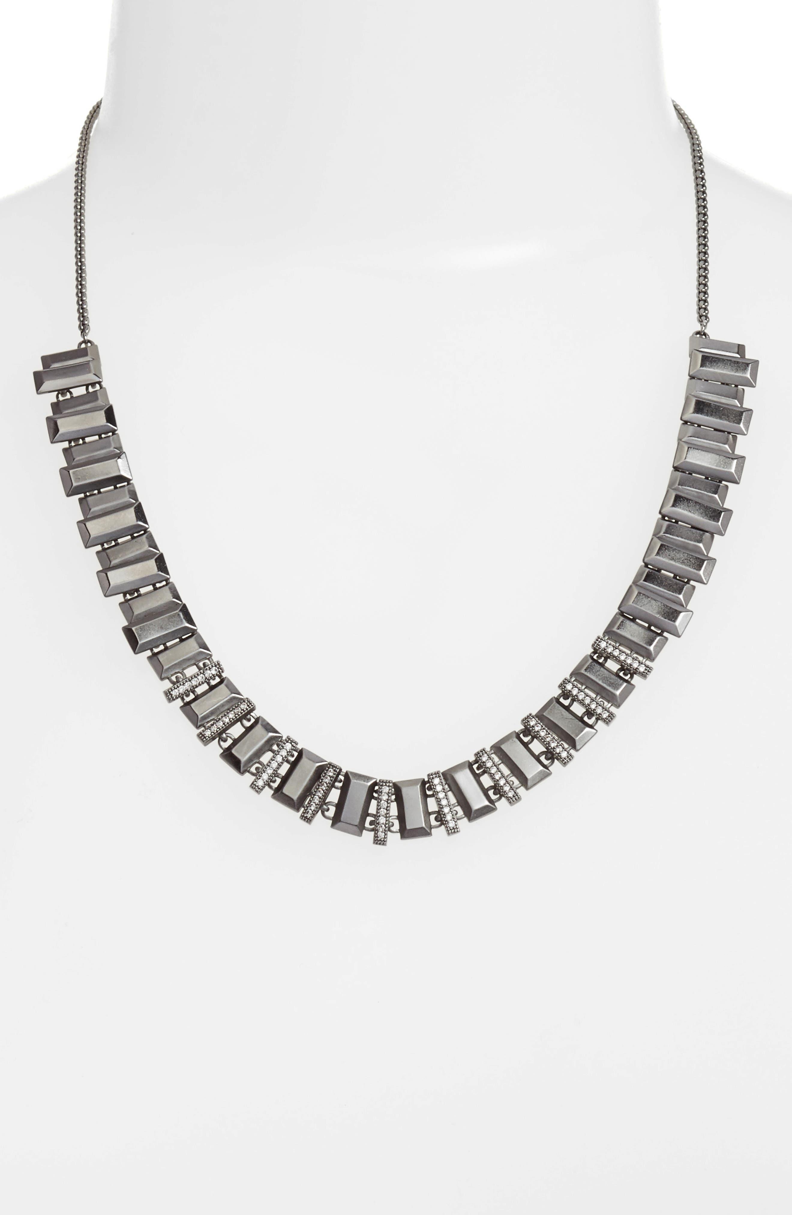 Harper Collar Necklace,                         Main,                         color,