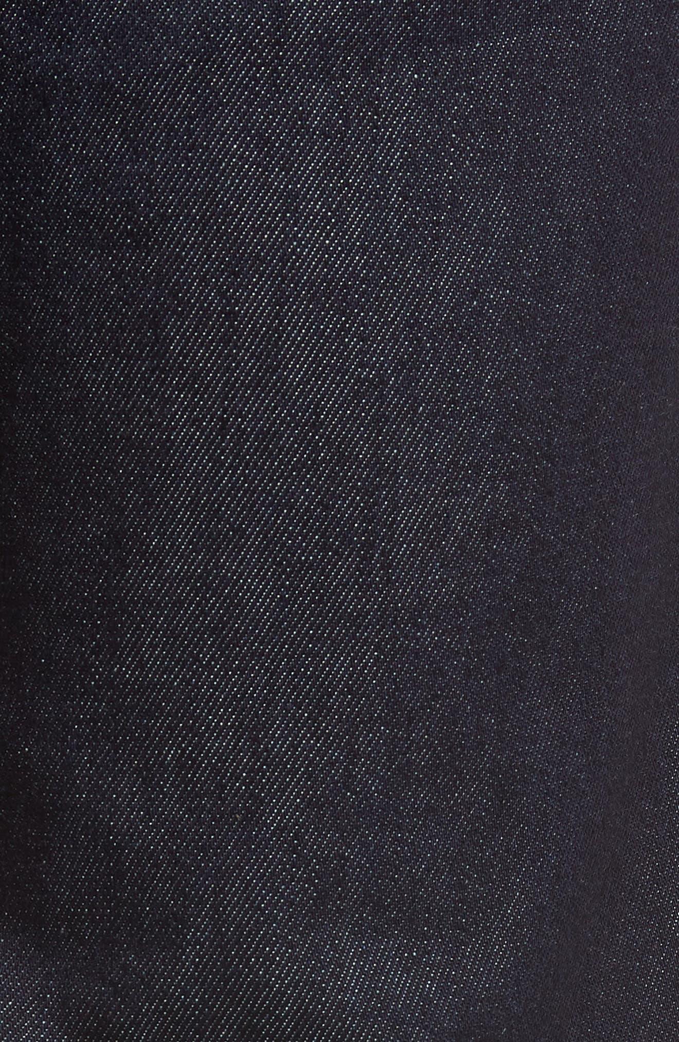 Zatiny Bootcut Jeans,                             Alternate thumbnail 5, color,                             BLUE