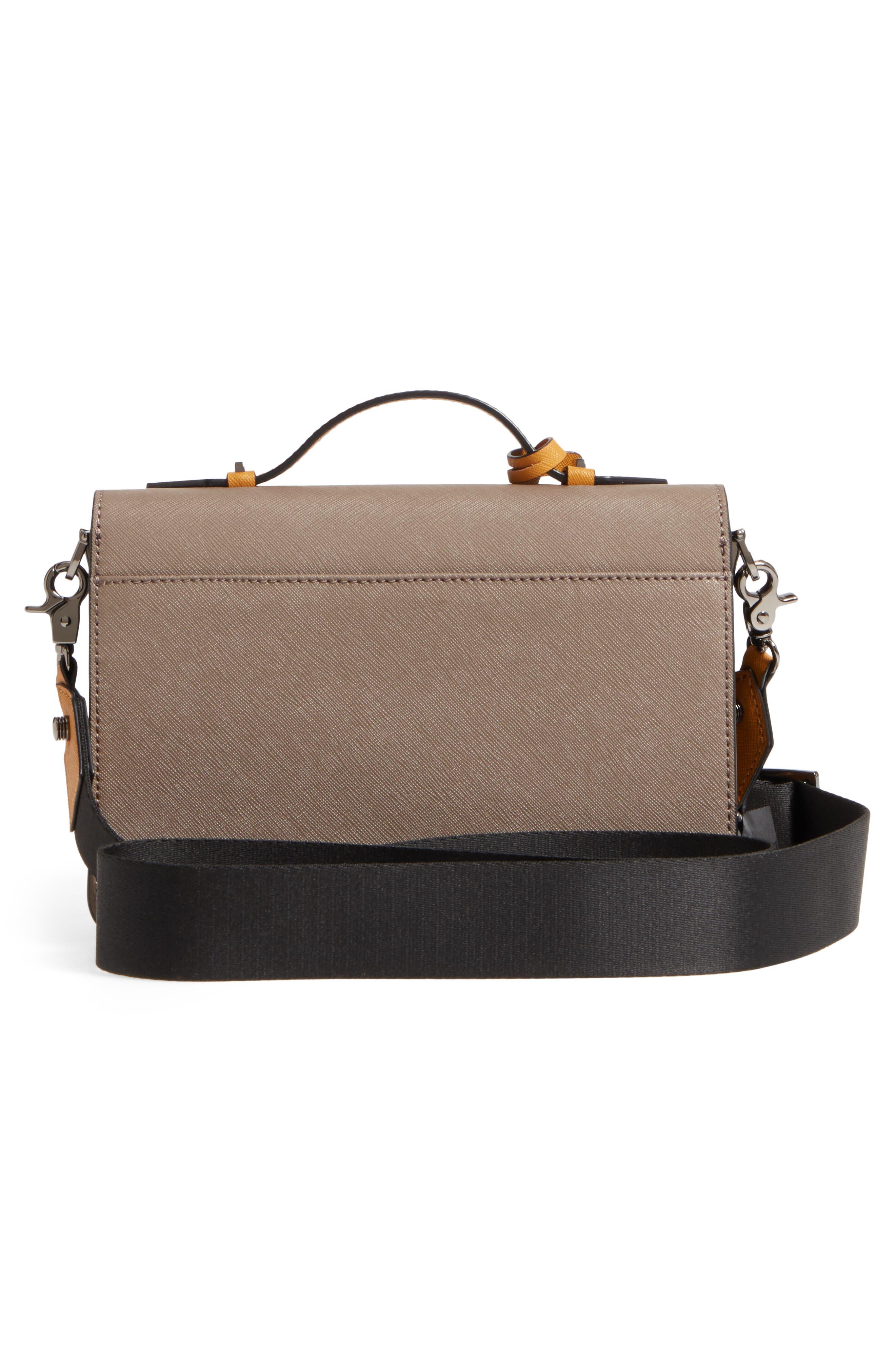 Cobble Hill Leather Crossbody Bag,                             Alternate thumbnail 103, color,