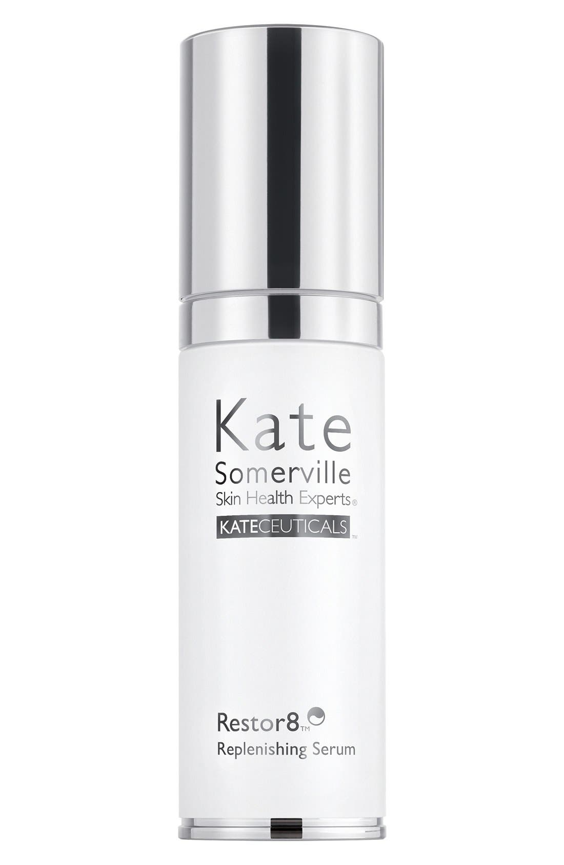 'KateCeuticals<sup>™</sup>' Restor8 Replenishing Serum,                             Main thumbnail 1, color,                             NONE