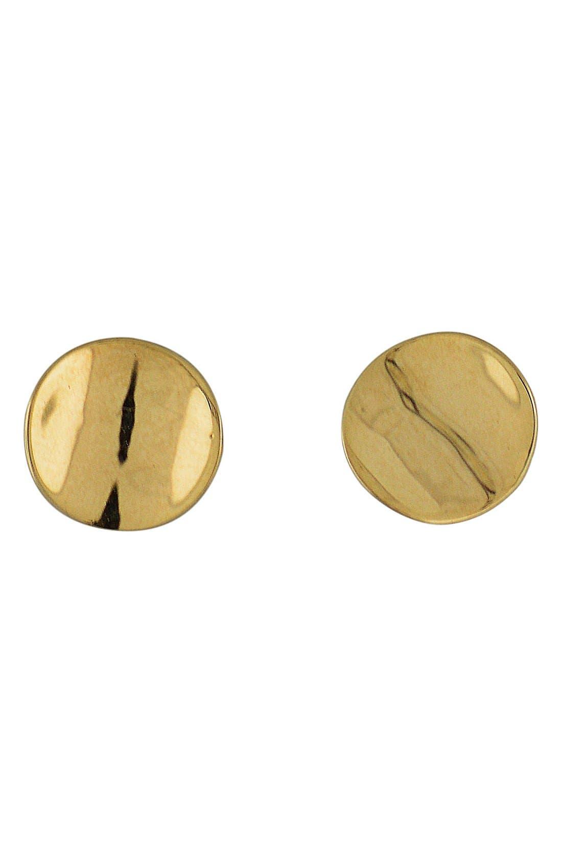 Bony Levey Aurelia Stud Earrings,                             Main thumbnail 1, color,                             YELLOW GOLD