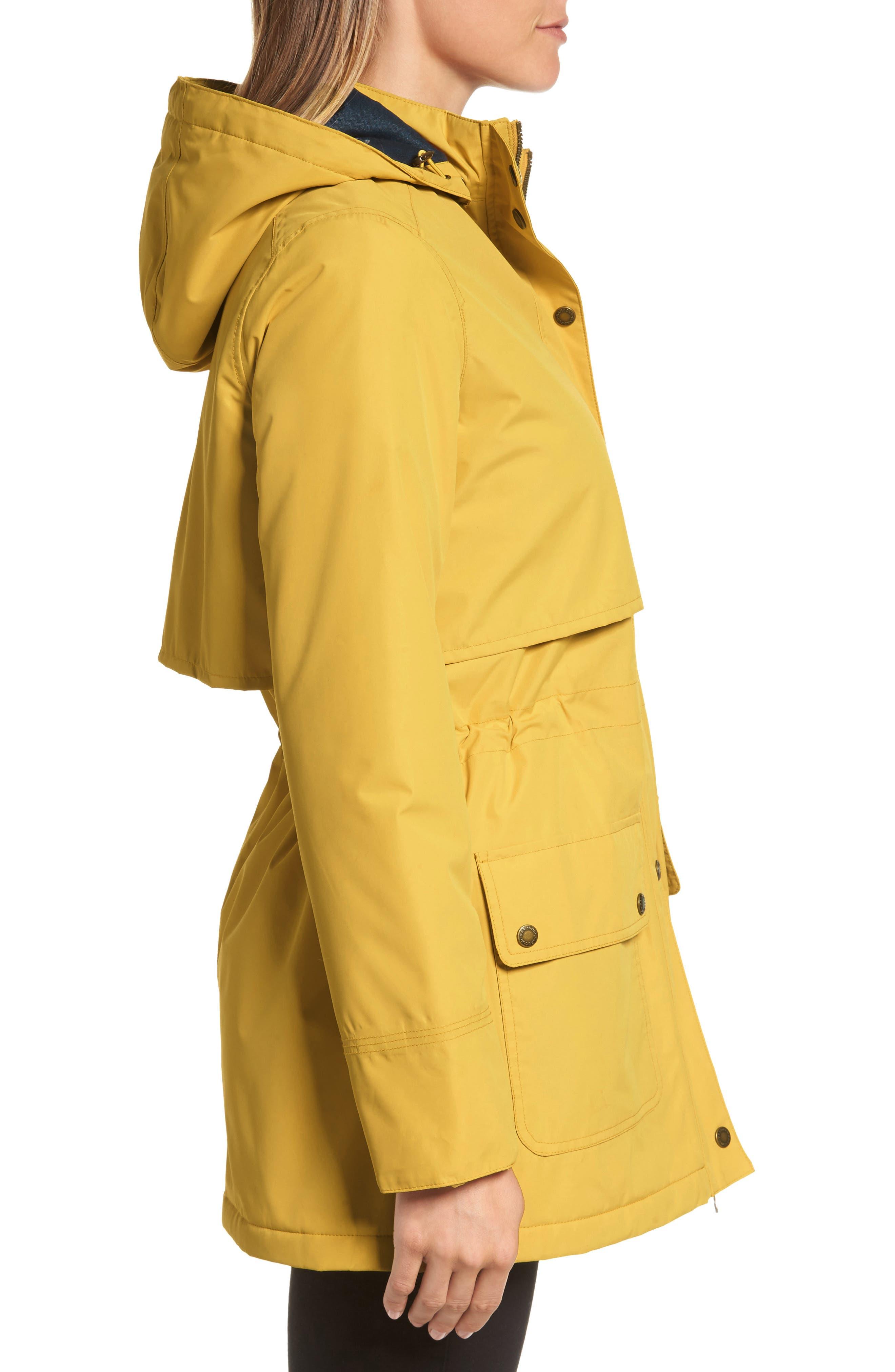 Stratus Hooded Waterproof Jacket,                             Alternate thumbnail 3, color,                             740