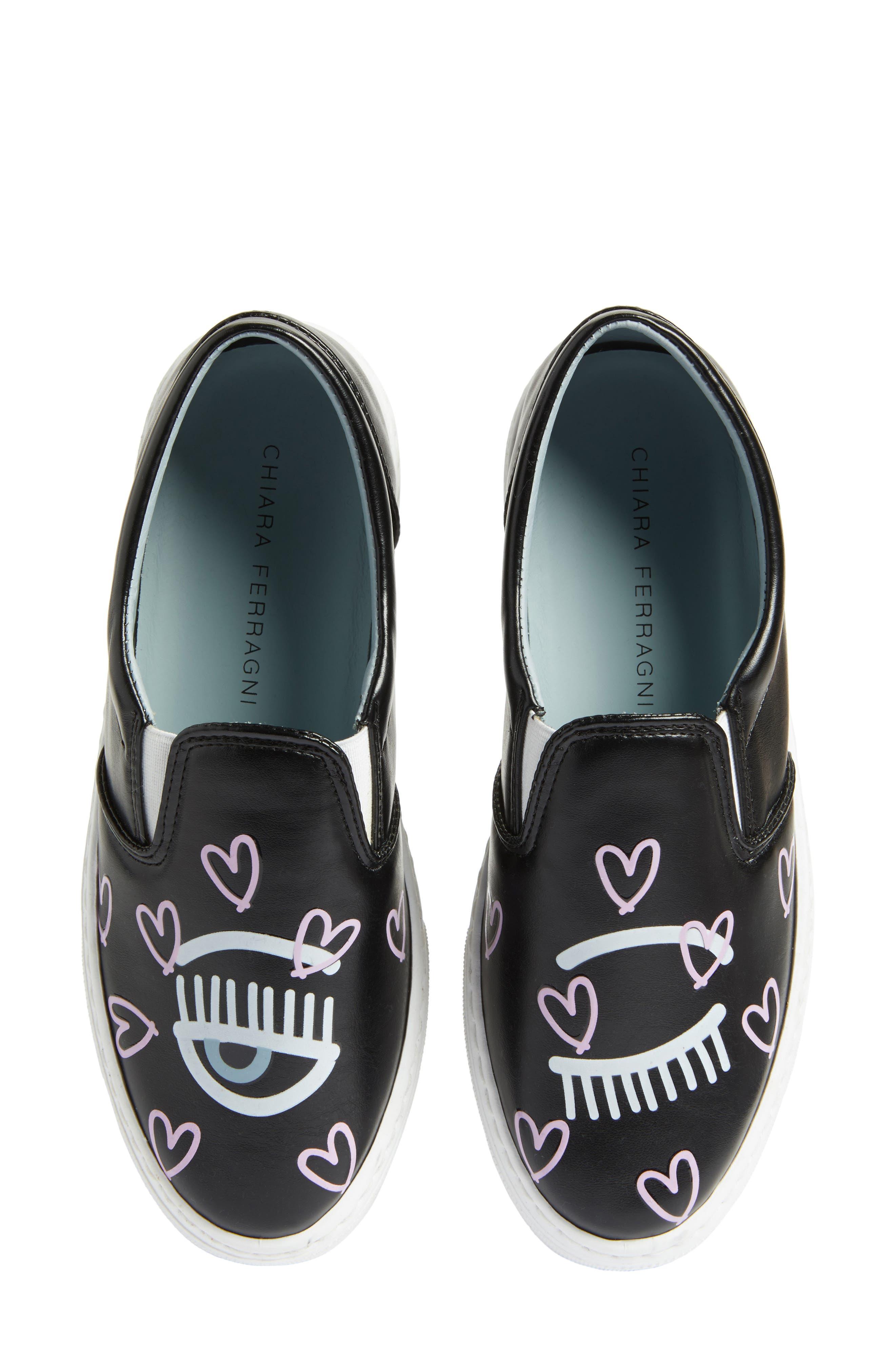 Candy Flirting Slip-On Sneaker,                             Main thumbnail 1, color,                             001