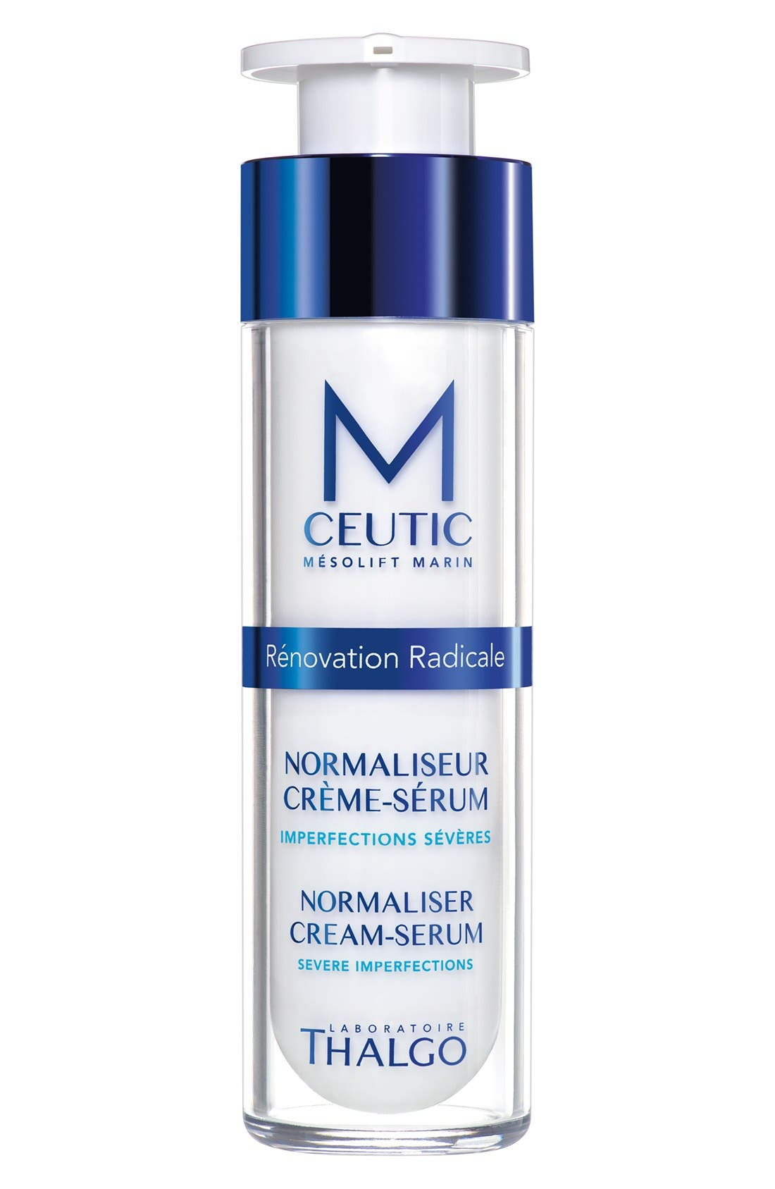 'MCeutic' Normalizer Cream-Serum,                             Main thumbnail 1, color,                             NO COLOR