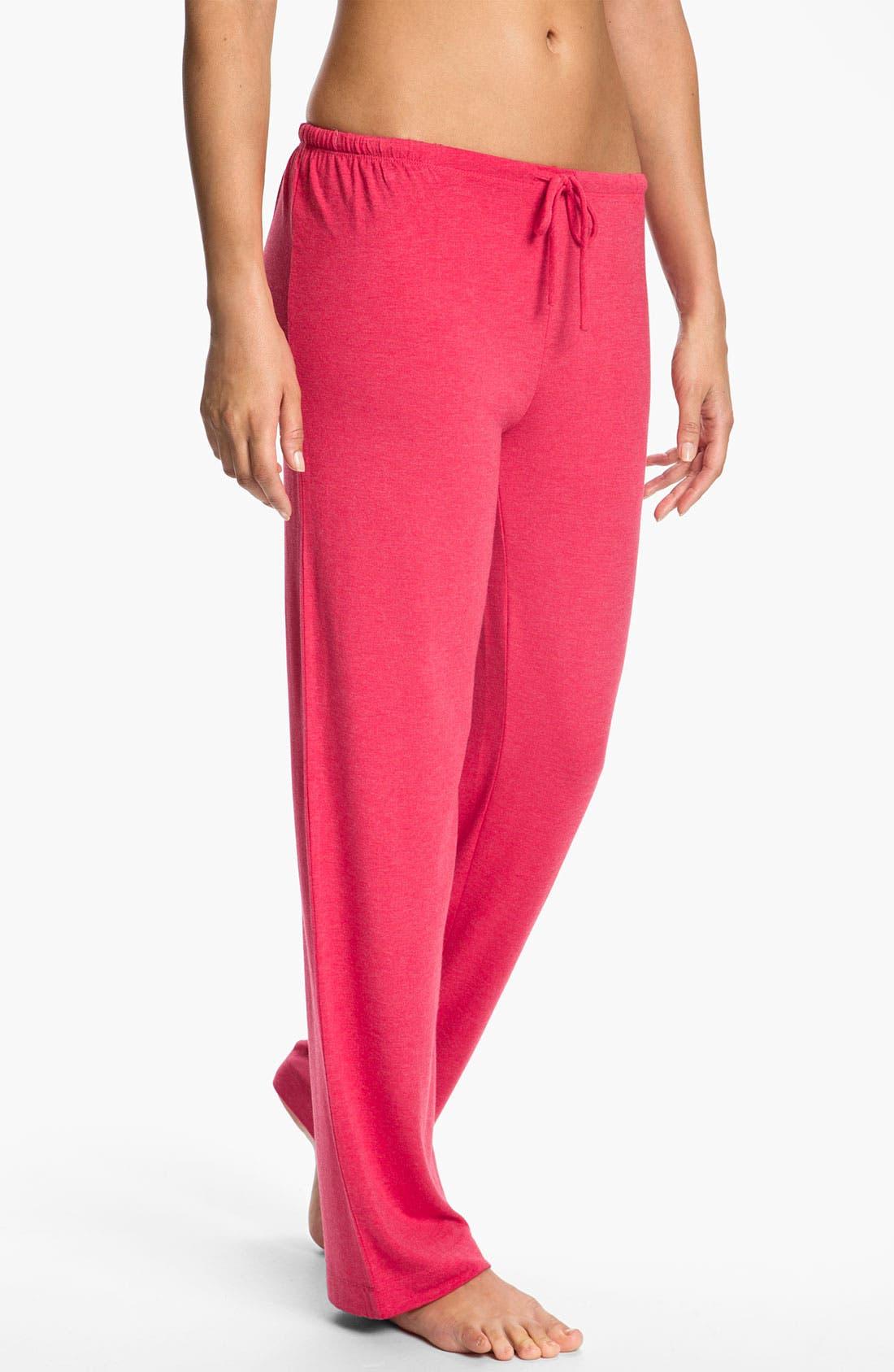 ,                             DKNY '7 Easy Pieces' Top & Pants,                             Main thumbnail 1, color,                             608