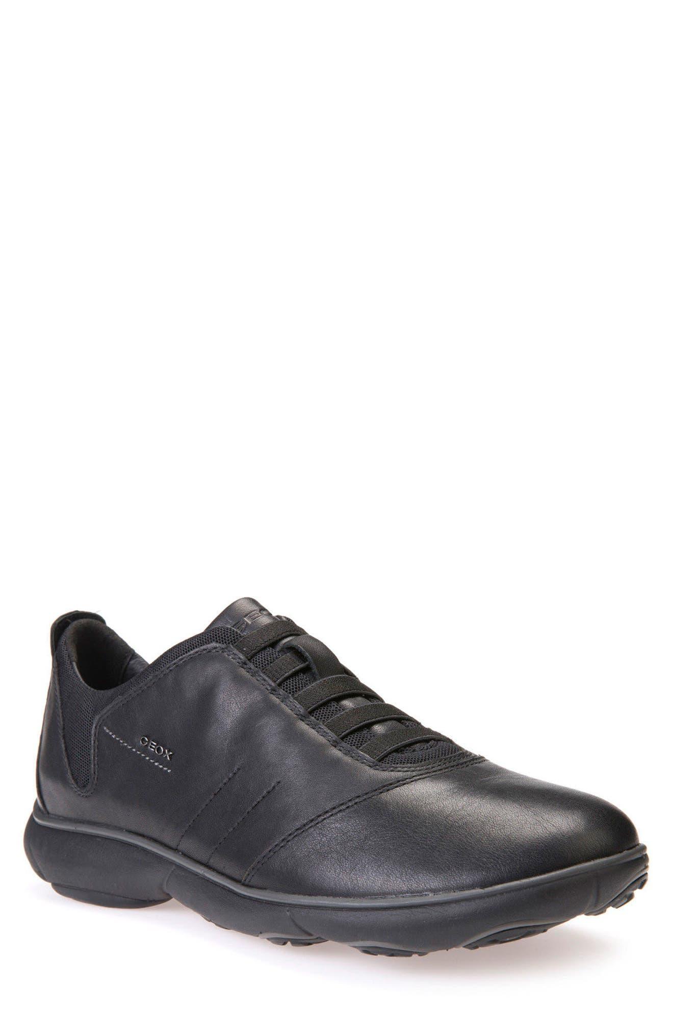 'Nebula 8' Sneaker,                             Main thumbnail 1, color,                             BLACK