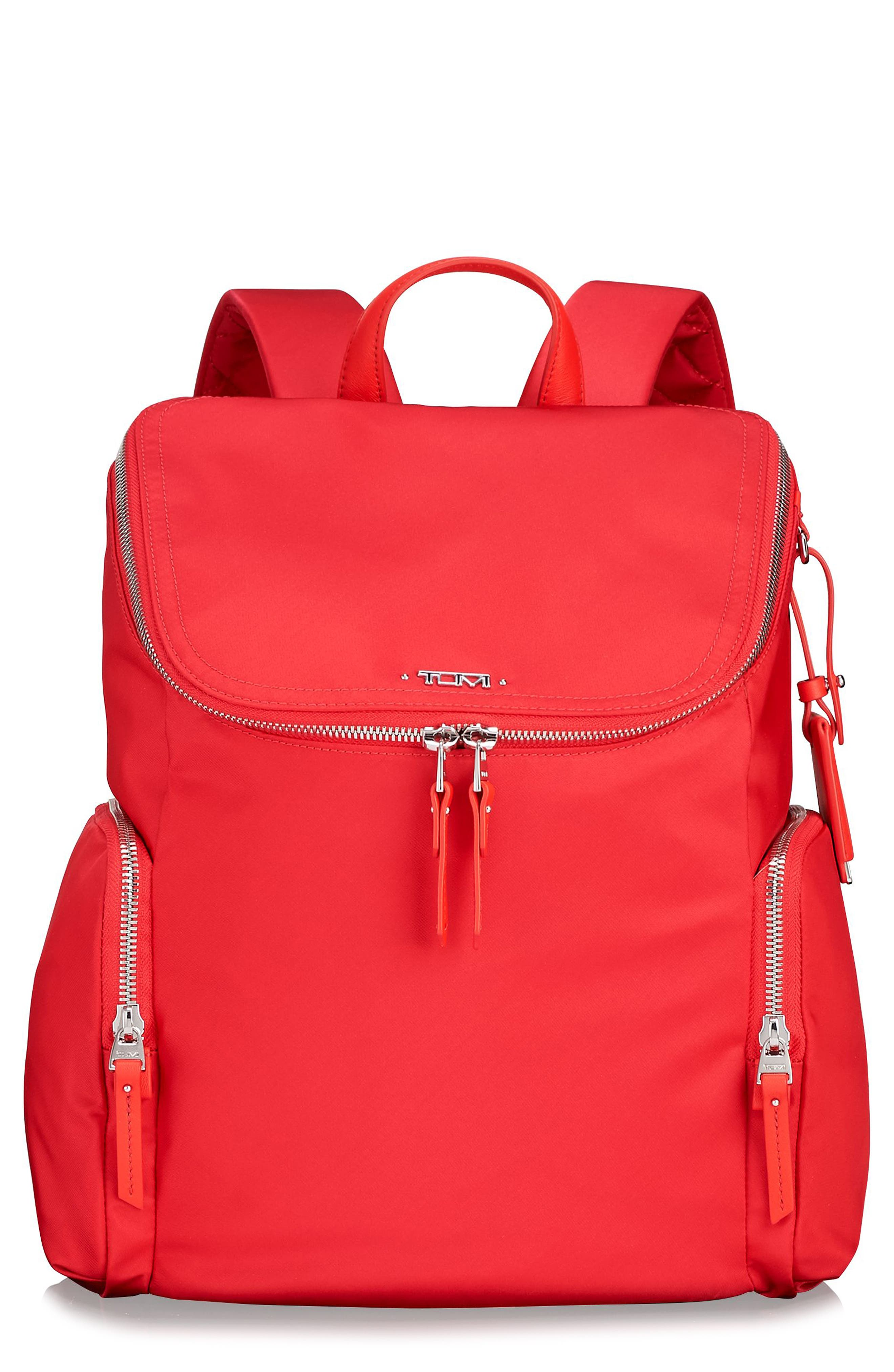 Voyageur Lexa Nylon Backpack,                             Main thumbnail 4, color,