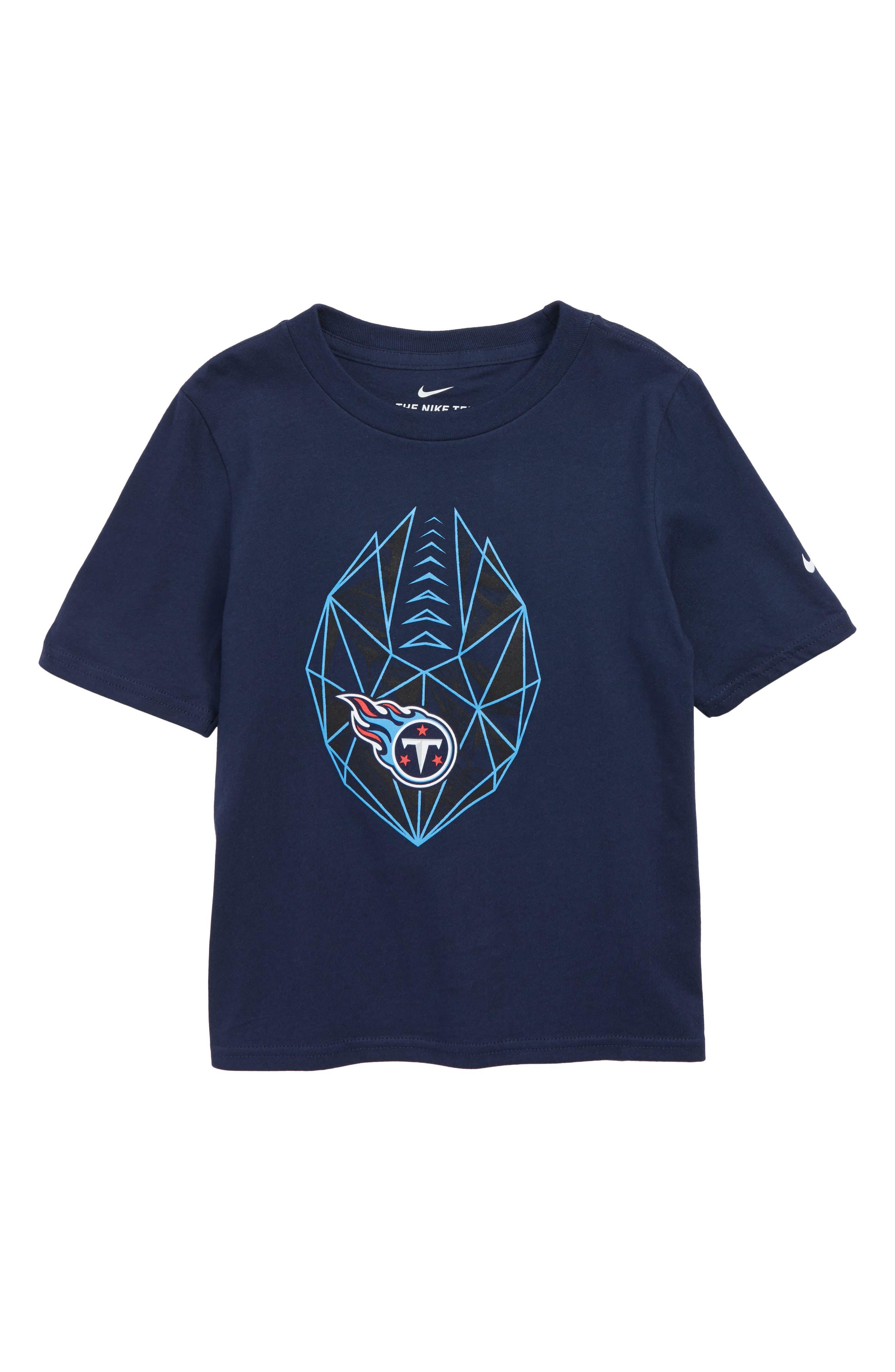 NFL Legend NFL Titans T-Shirt,                         Main,                         color, NAVY