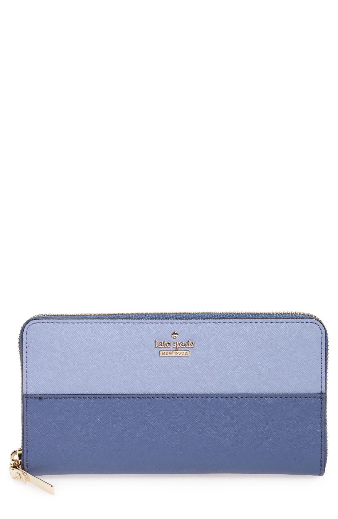'cameron street - lacey' leather wallet,                             Main thumbnail 13, color,