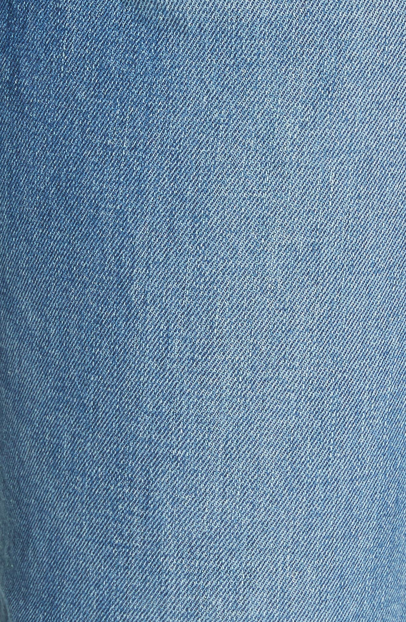 Jones Crop Jeans,                             Alternate thumbnail 5, color,