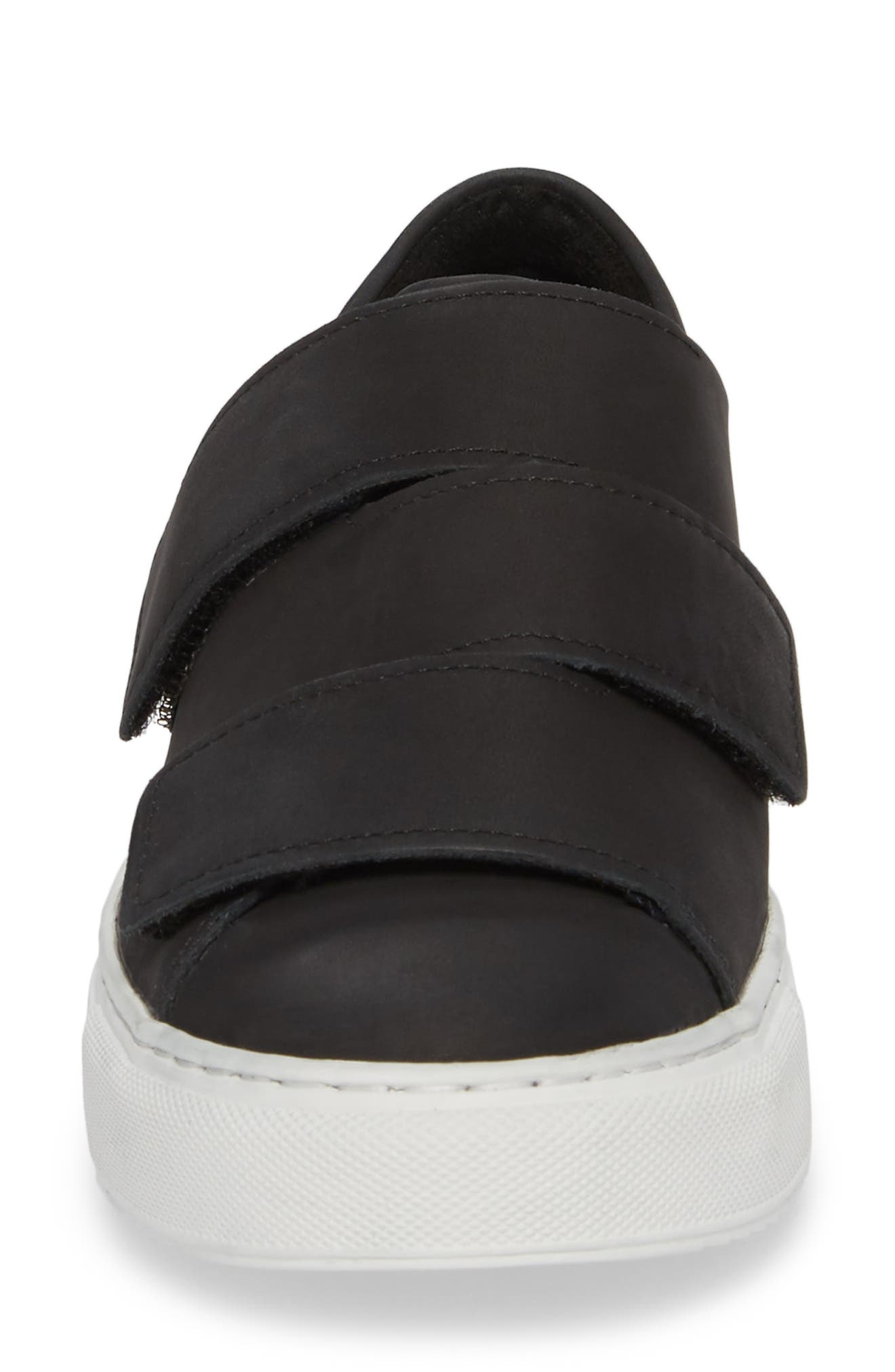 Rollover Alternating Strap Sneaker,                             Alternate thumbnail 7, color,