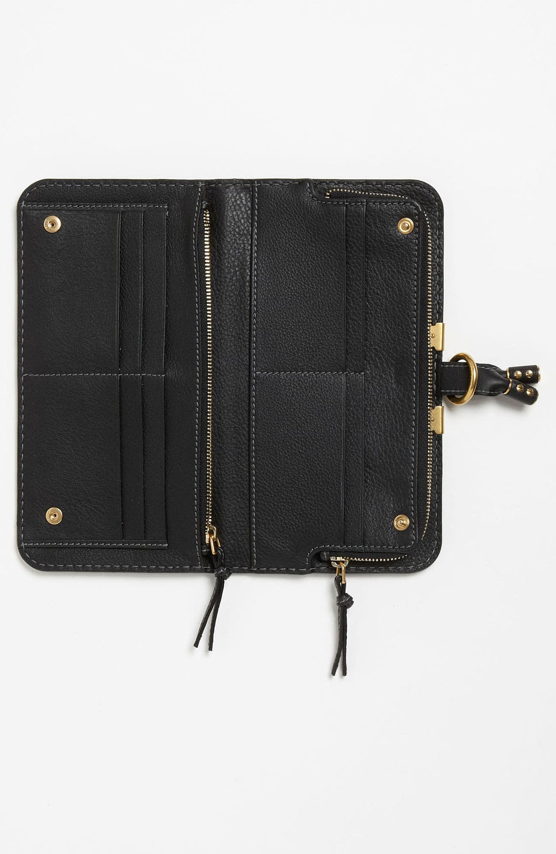 'Marcie' Continental Snap Wallet,                             Alternate thumbnail 2, color,                             001