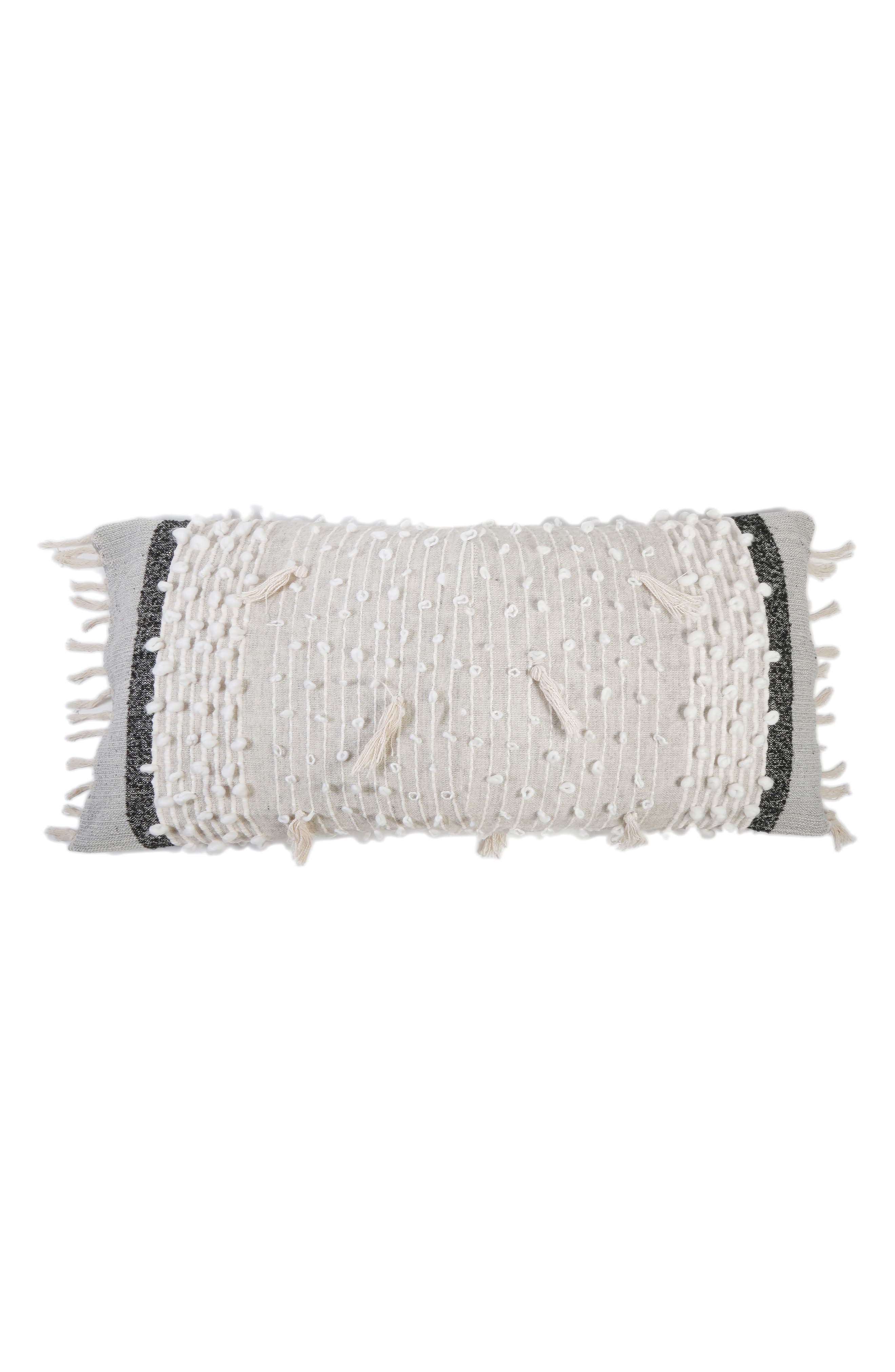 POM POM AT HOME,                             Ziggy Accent Pillow,                             Main thumbnail 1, color,                             020