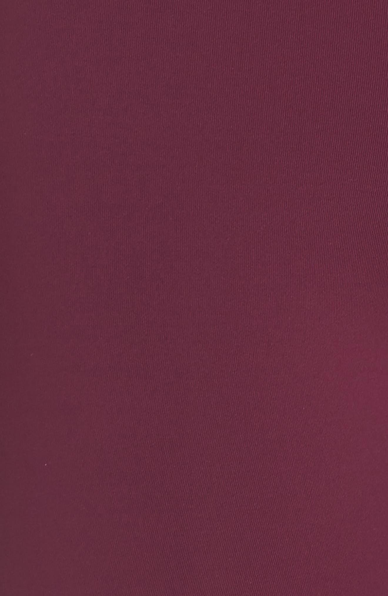 NikeLab Collection Dri-FIT Women's Tights,                             Alternate thumbnail 6, color,                             BORDEAUX